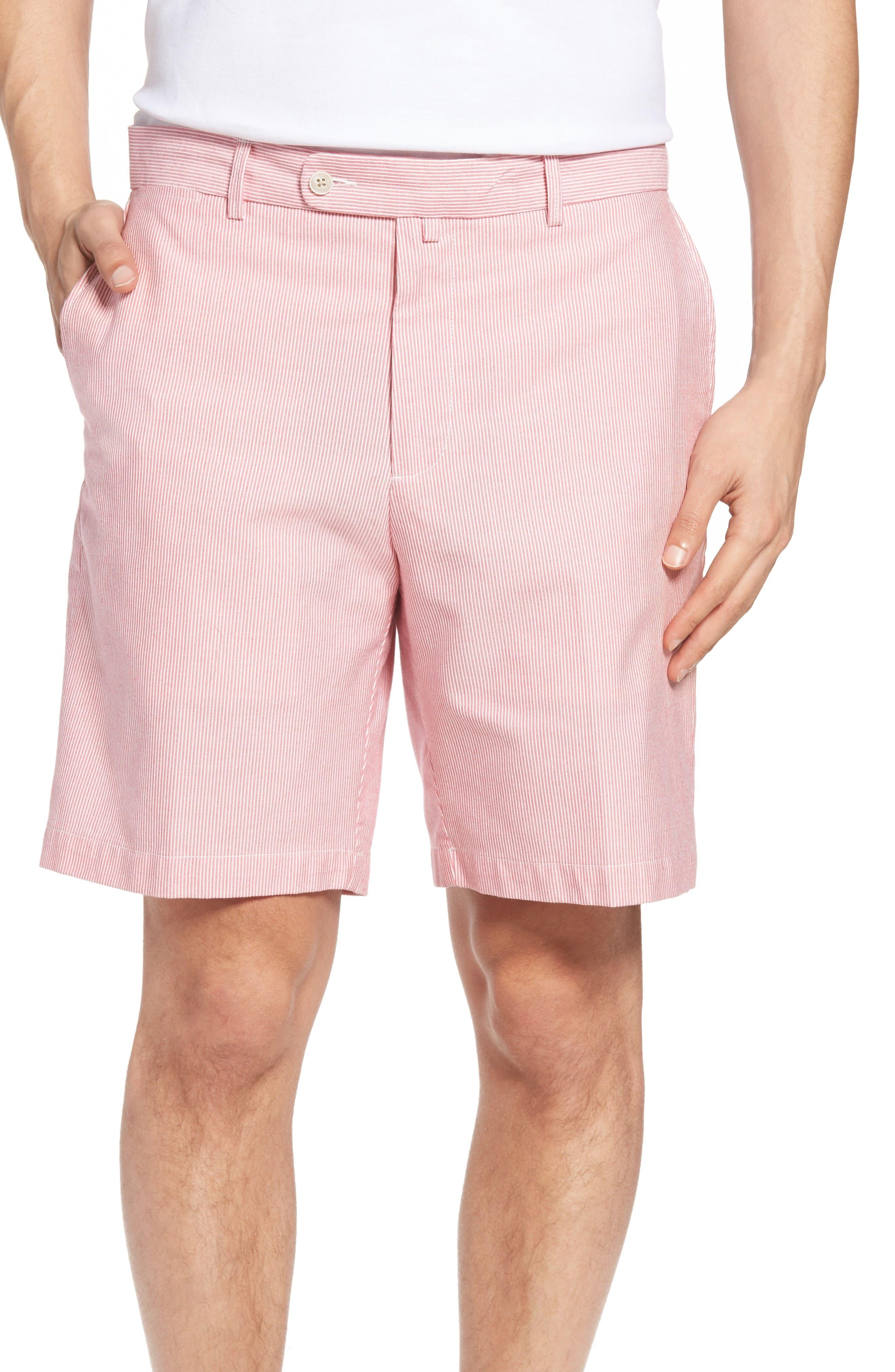 Peter Millar Bedford Stripe Shorts
