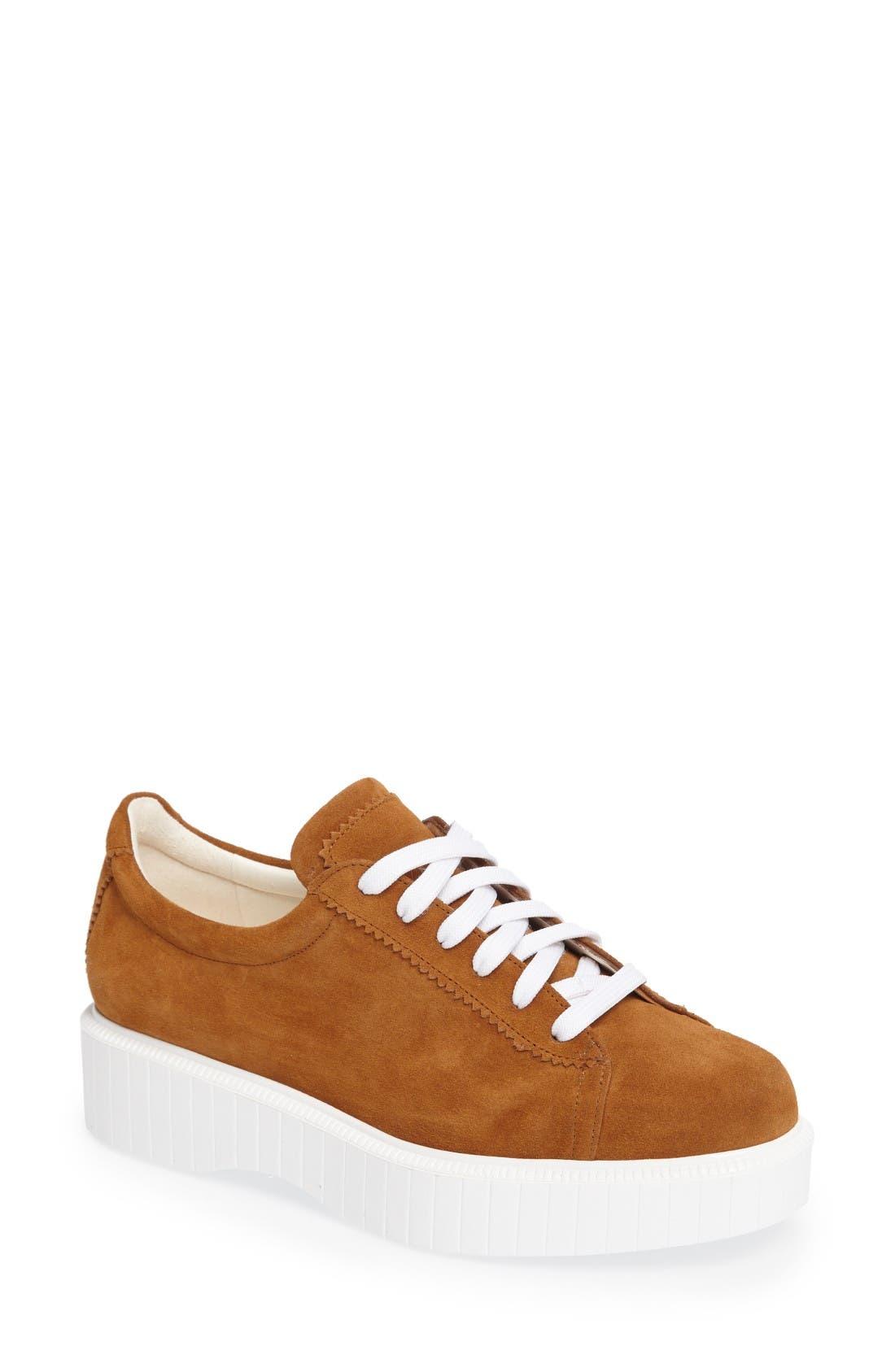ROBERT CLERGERIE Pasketm Sneaker