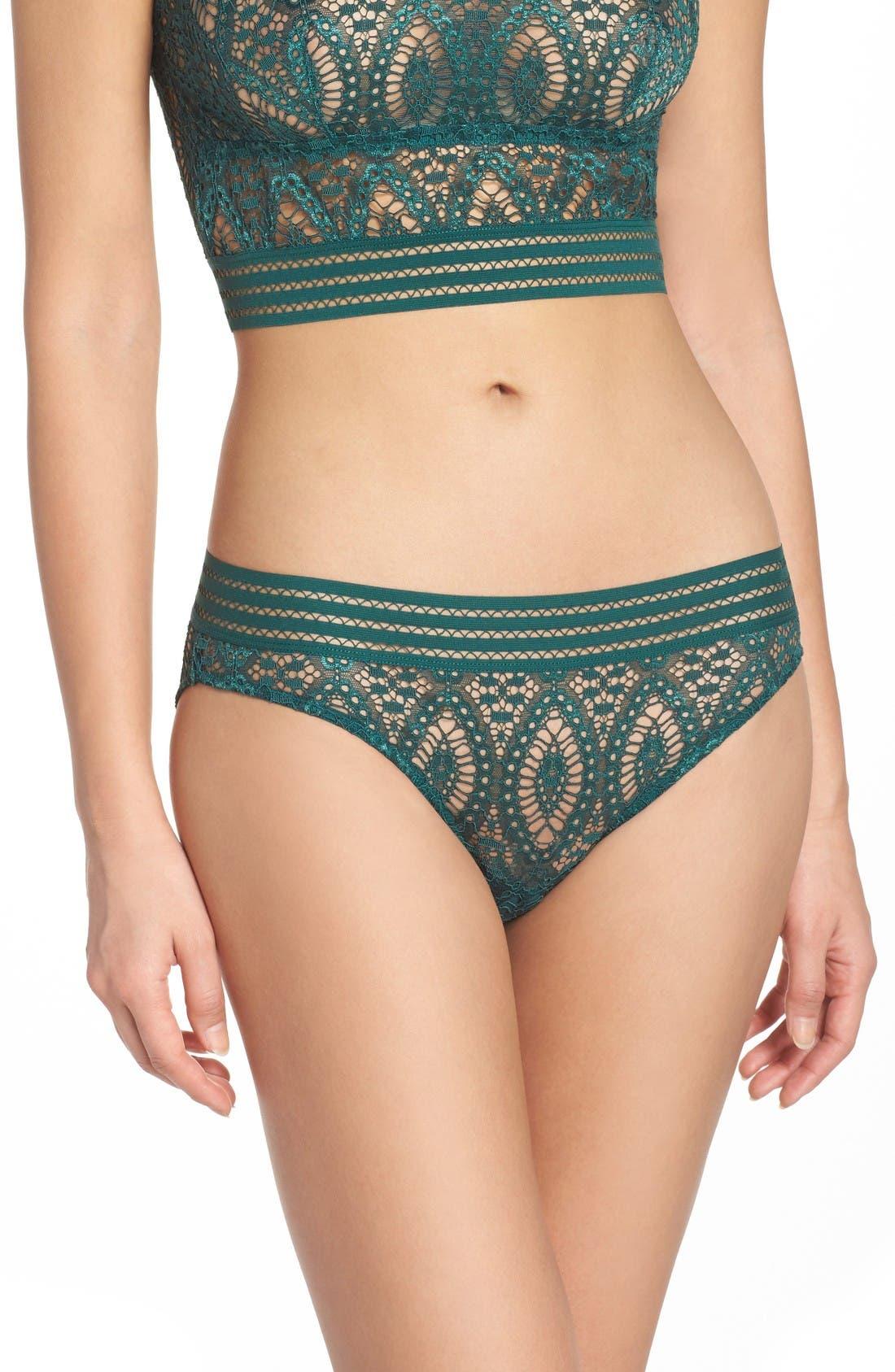 Alternate Image 1 Selected - ELSE Baroque Bikini