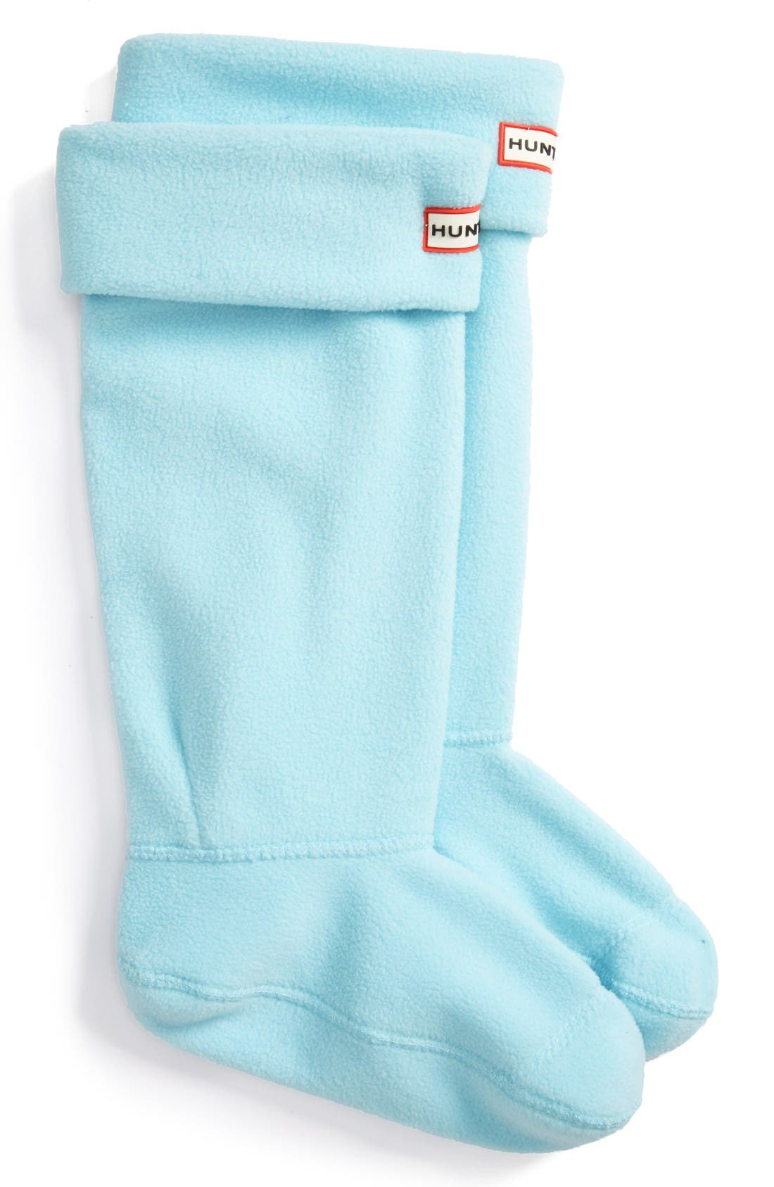 Alternate Image 1 Selected - Hunter Original Tall Fleece Welly Boot Socks