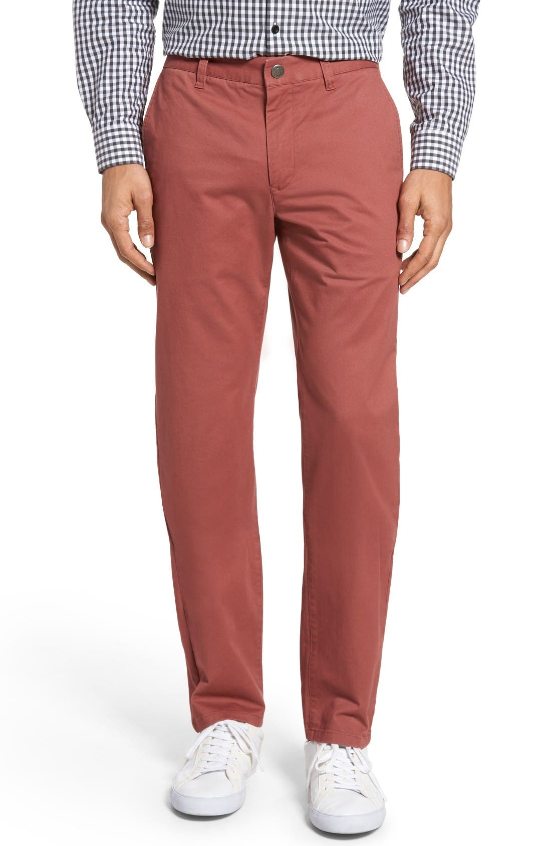 Bonobos Slim Fit Stretch Cotton Chinos