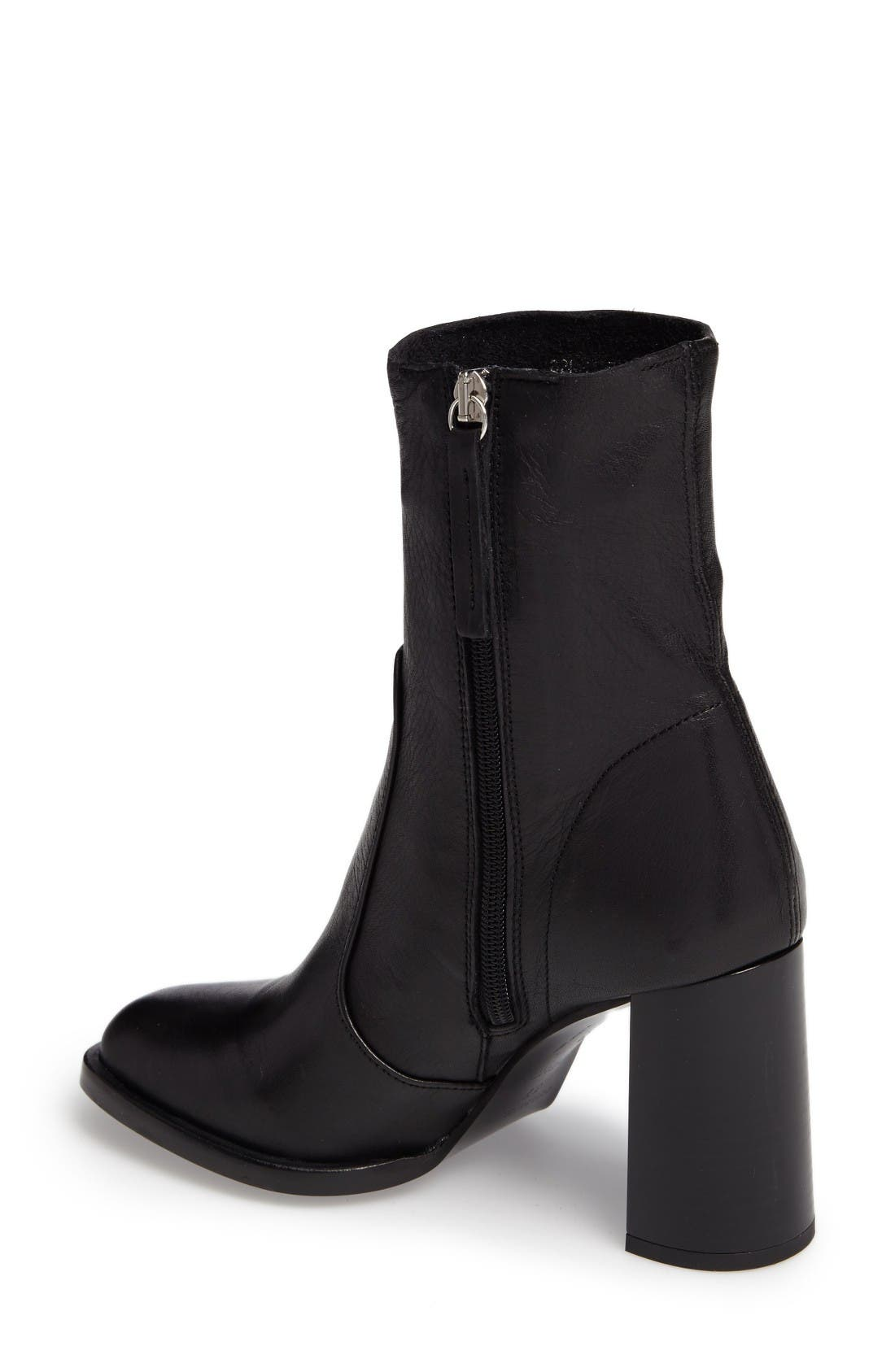 Alternate Image 2  - Topshop Maple Sock Boot (Women)