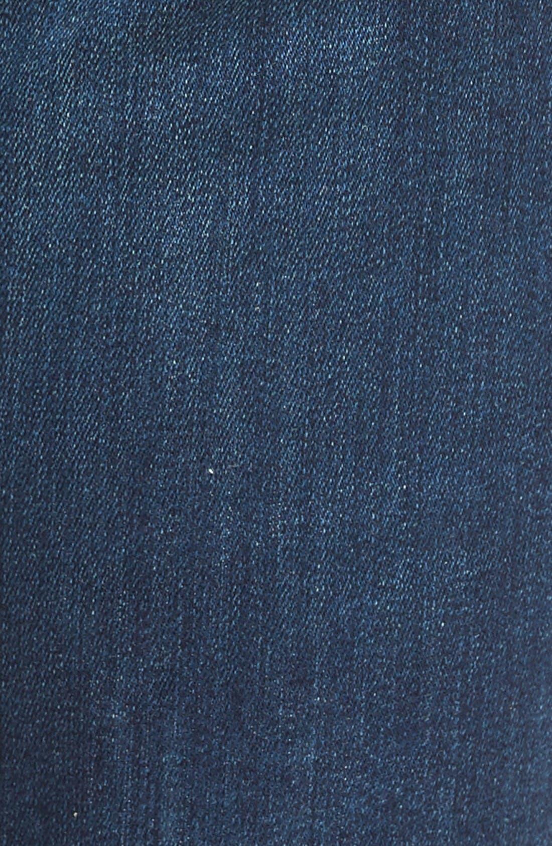 Alternate Image 5  - AG The Legging Super Skinny Jeans (8 Years Wander)