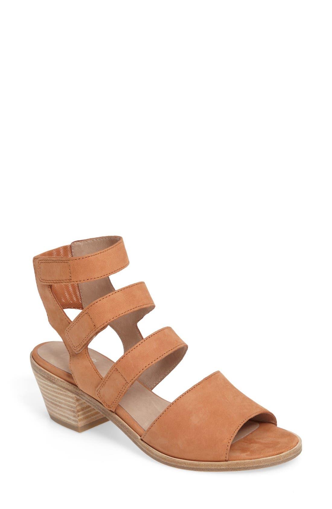Eileen Fisher Vessey Strappy Sandal (Women)