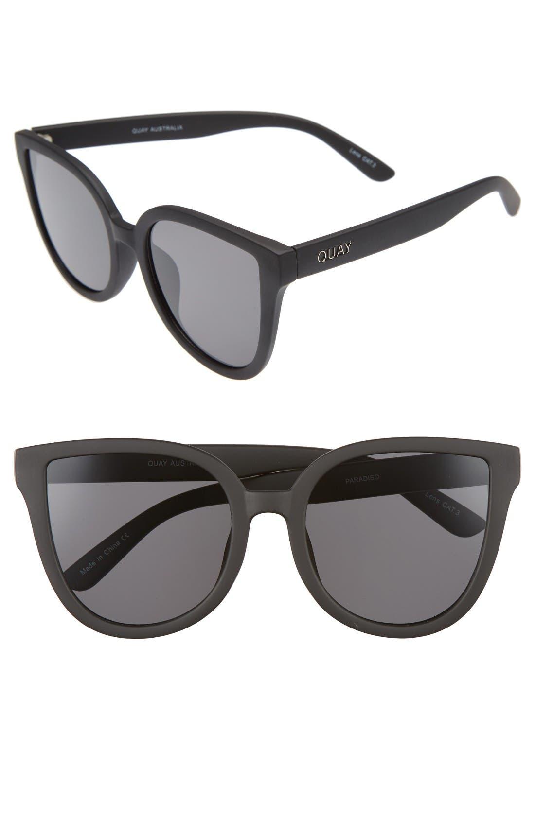 Main Image - Quay Australia Paradiso 52mm Cat Eye Sunglasses