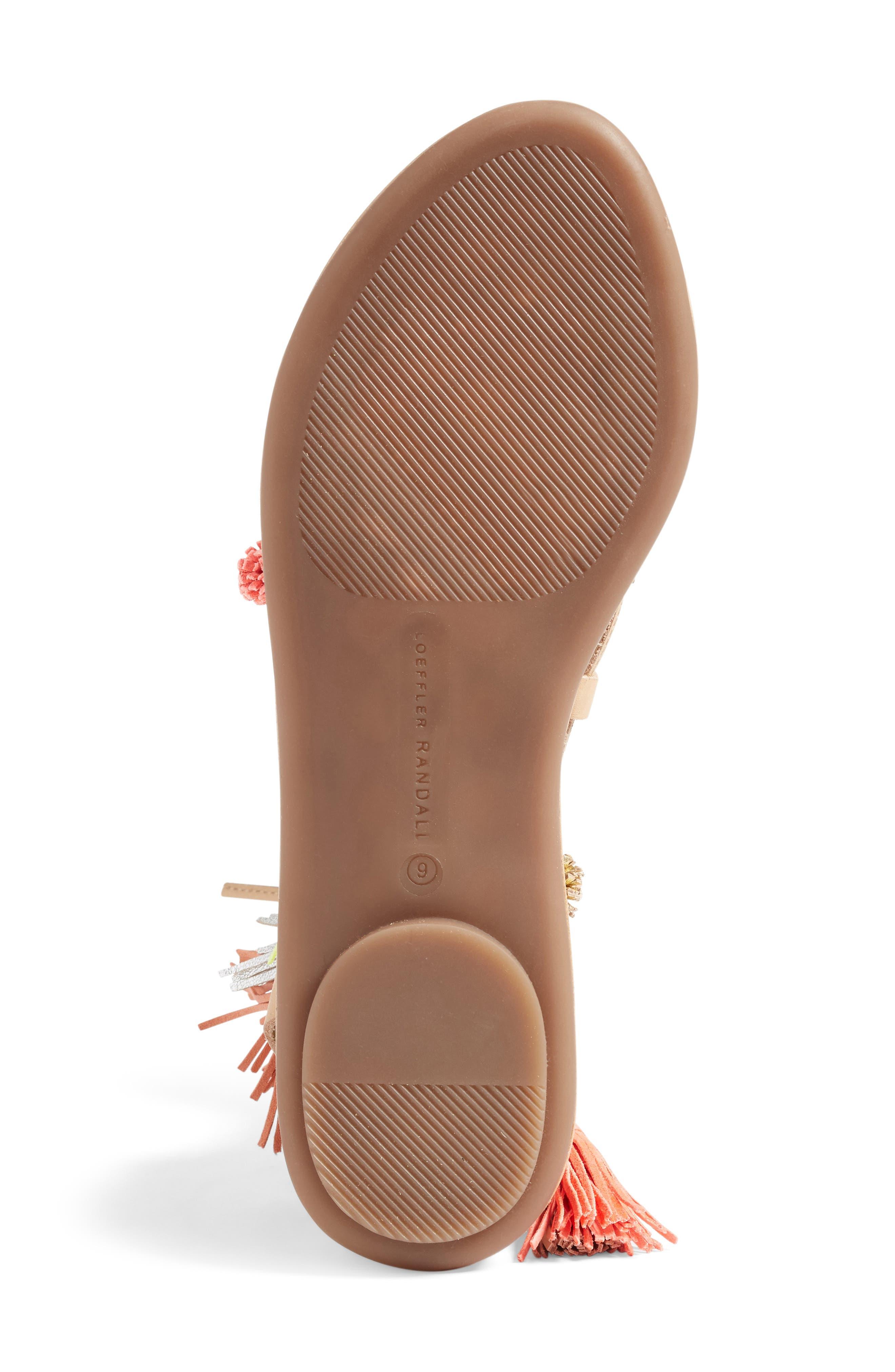 Alternate Image 4  - Loeffler Randall Suze Embellished Wraparound Sandal (Women)