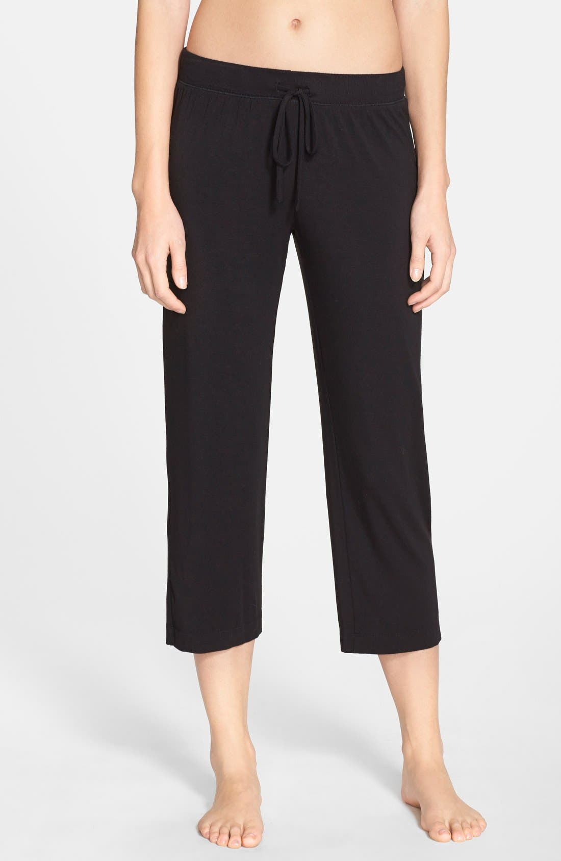 Alternate Image 1 Selected - DKNY 'Urban Essentials' Capri Pants