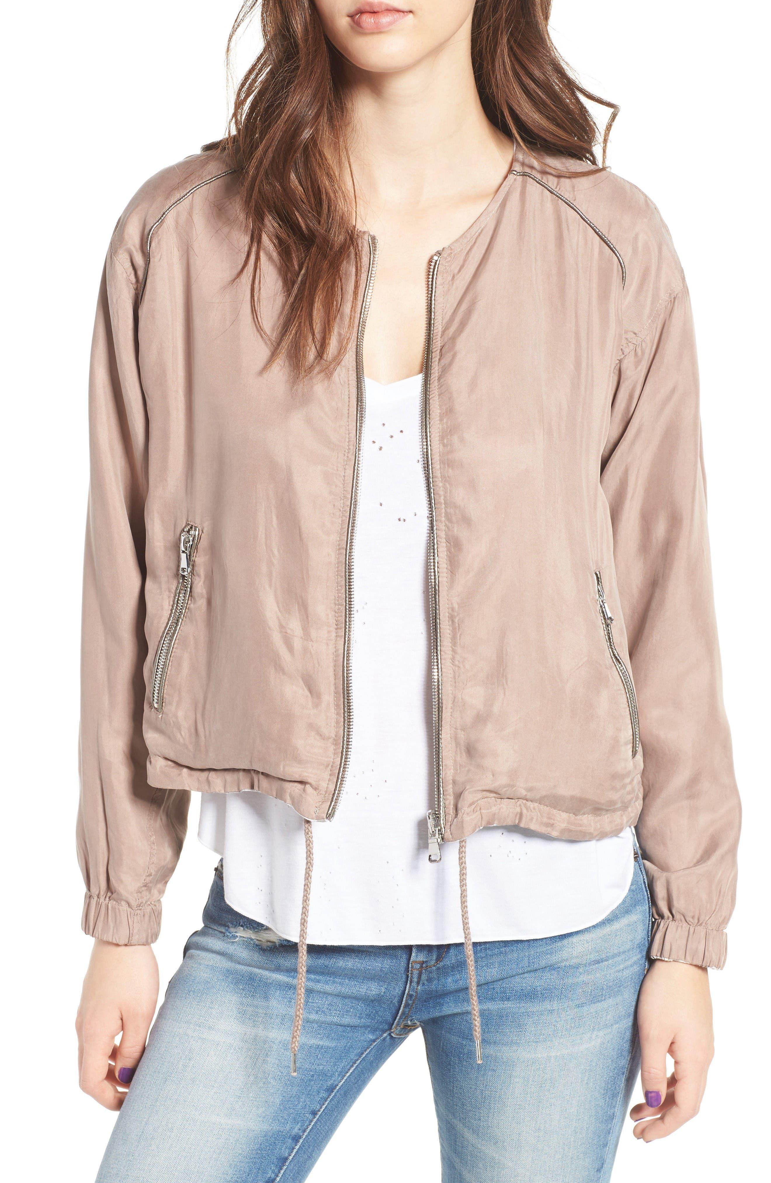 Alternate Image 3  - BLANKNYC Deep Truth Reversible Jacket