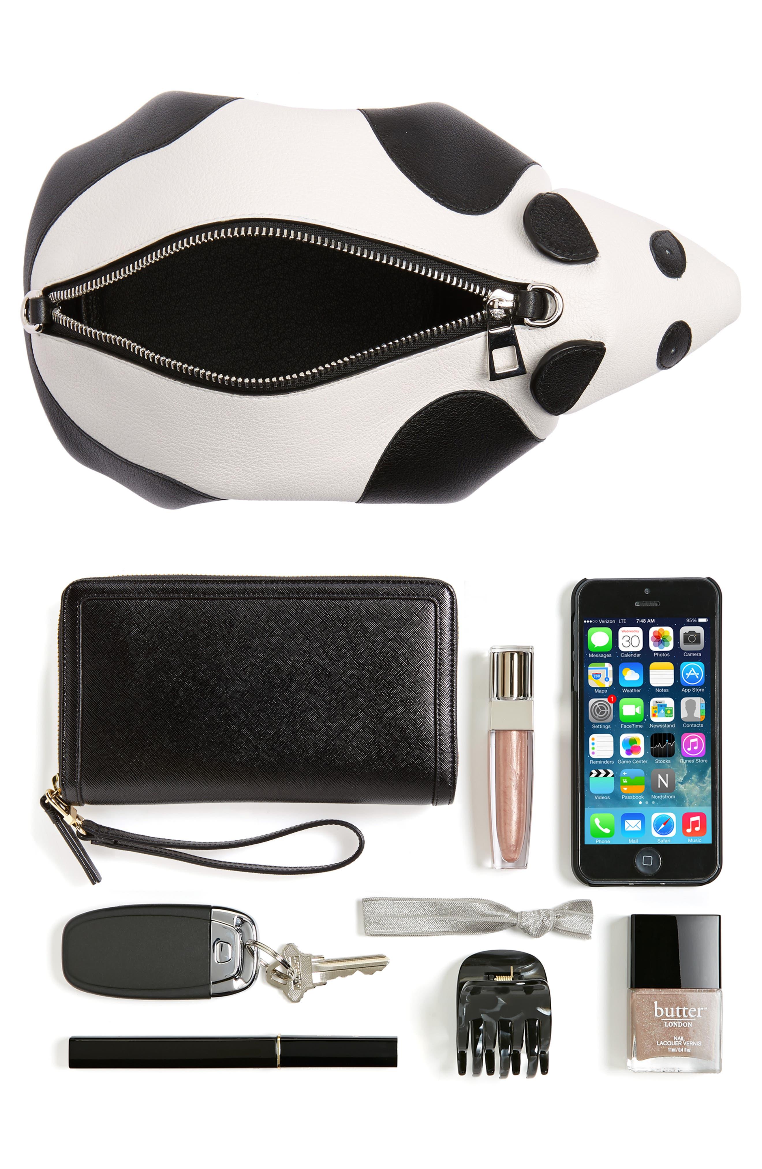 Alternate Image 7  - Loewe Panda Crossbody Bag