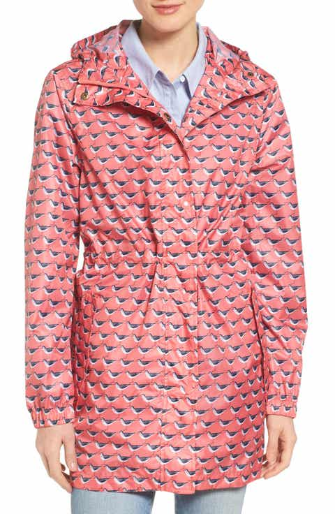 Pink Rain Coats for Women | Nordstrom