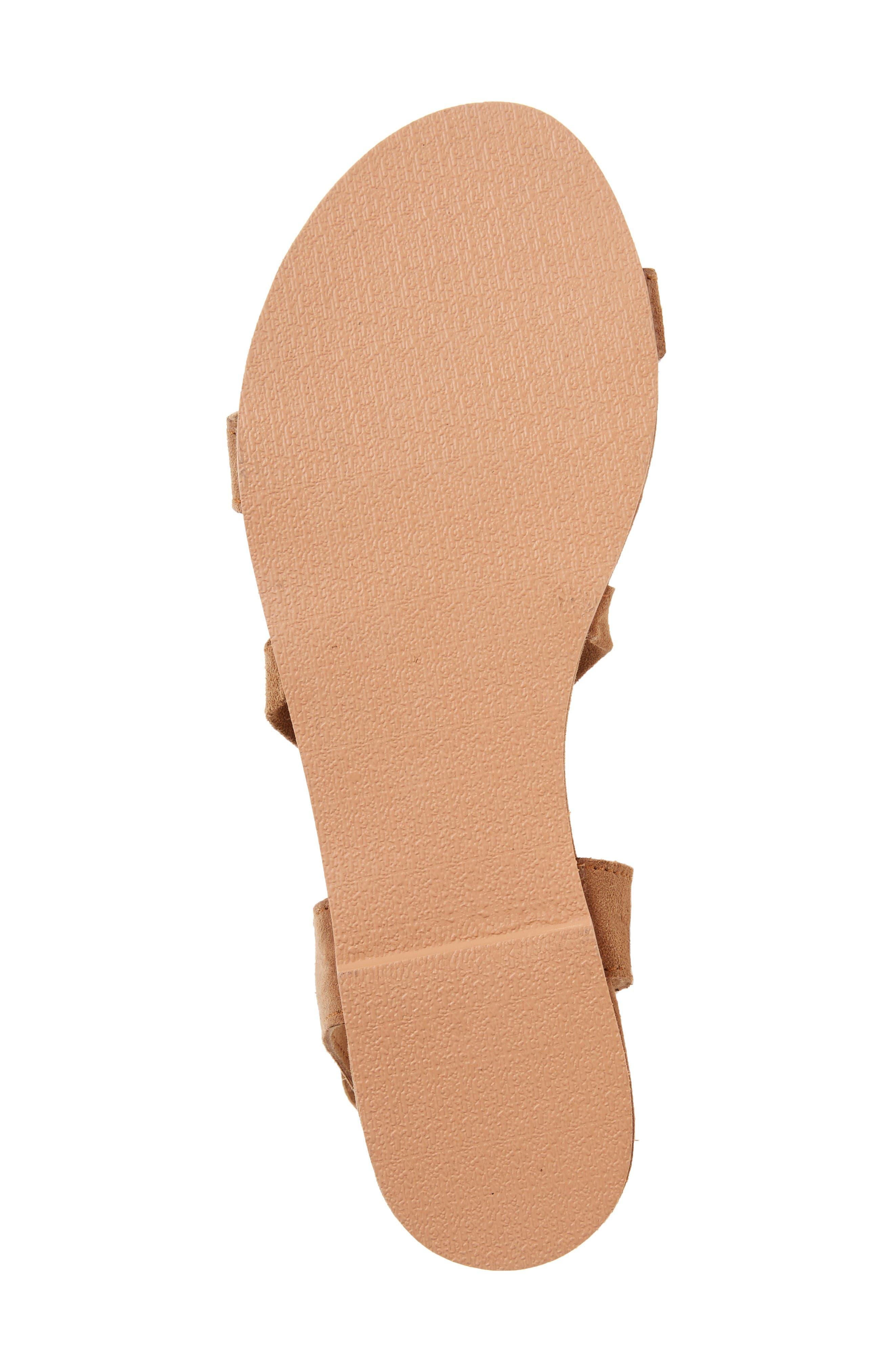 Alternate Image 4  - Matisse Zepher Tall Gladiator Sandal (Women)