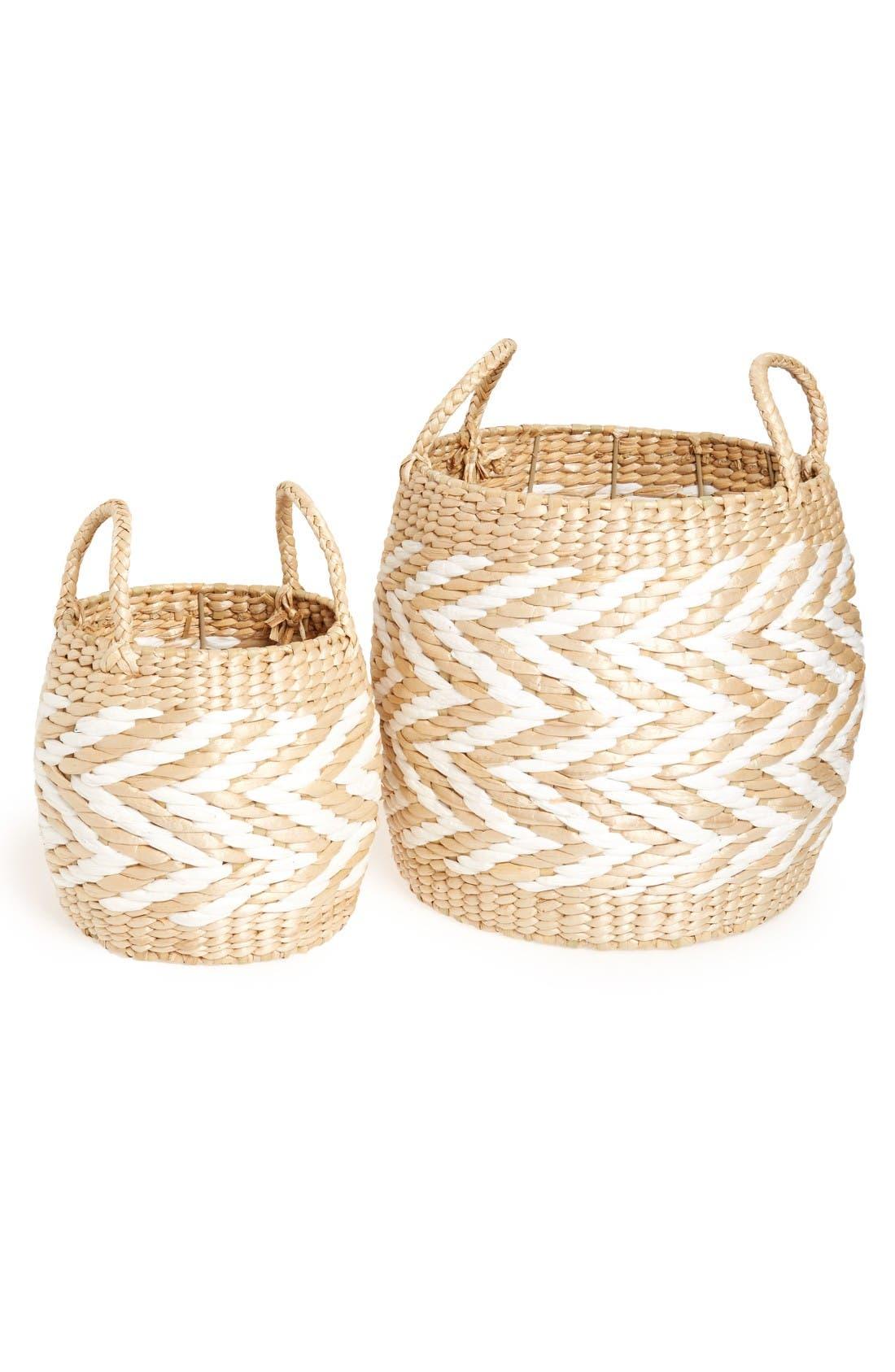 Alternate Image 1 Selected - Levtex Drum Basket
