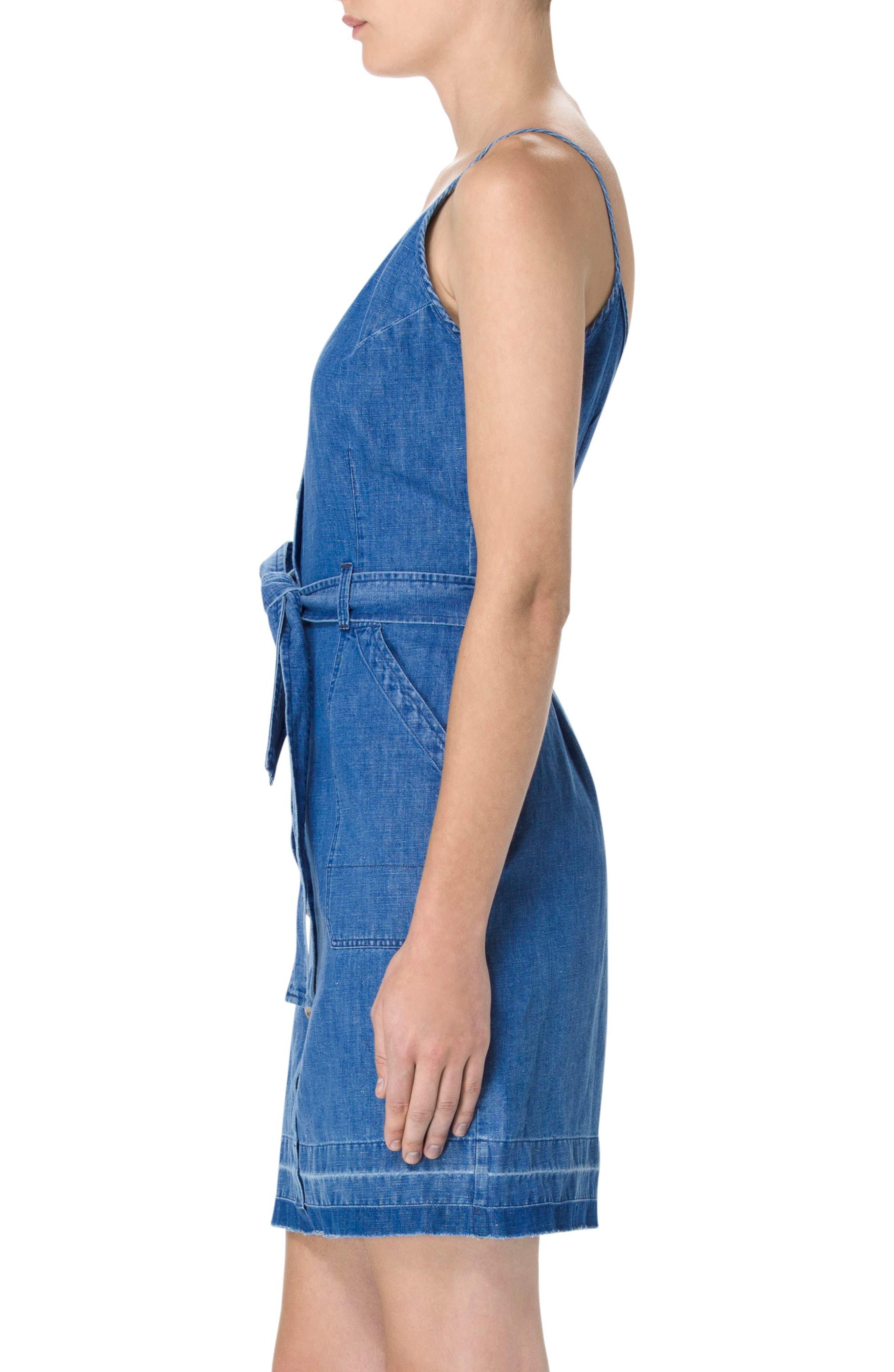 Alternate Image 3  - J Brand Carmela Denim Dress