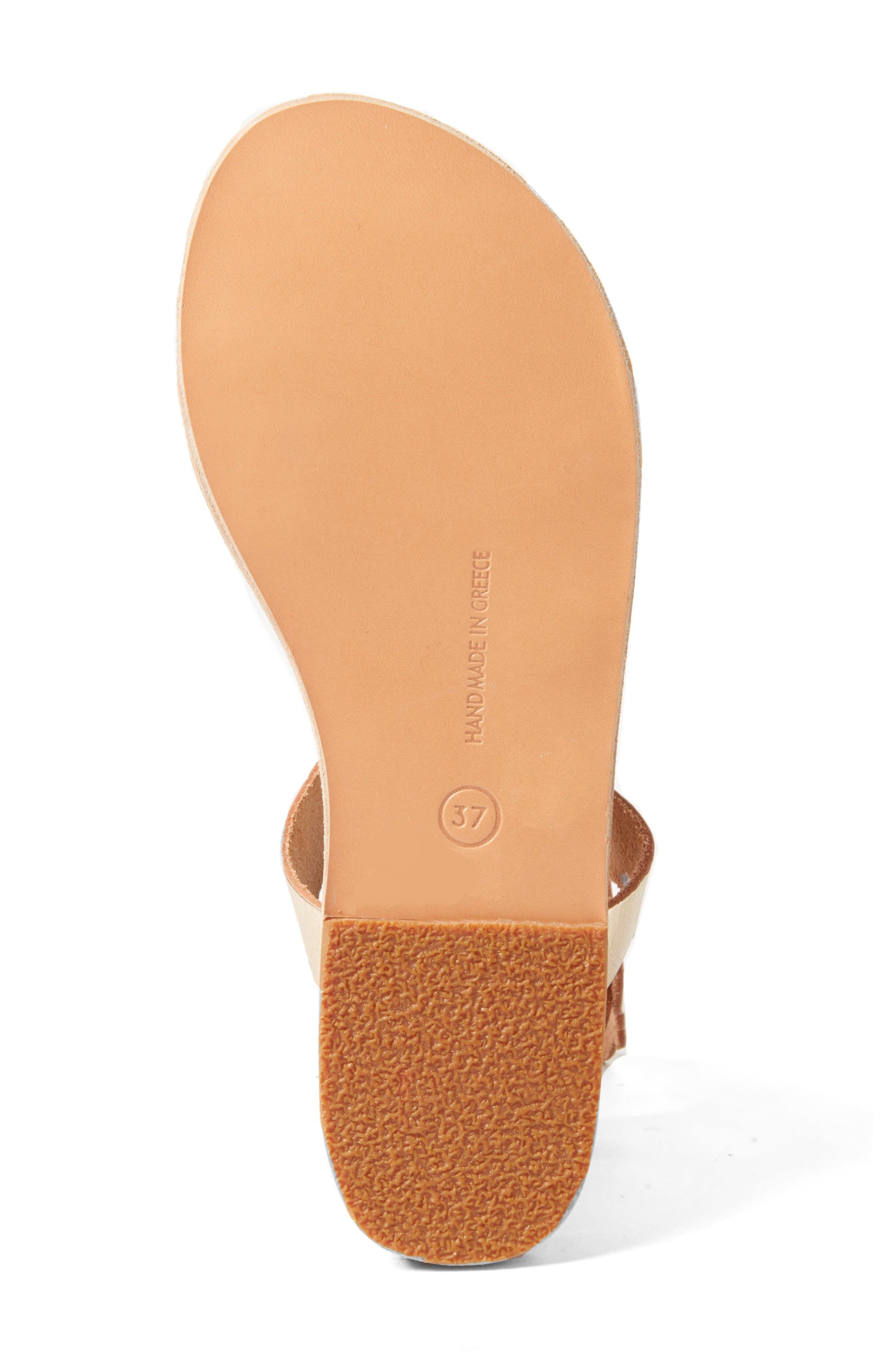 Alternate Image 4  - Ancient Greek Sandals Ikaria Sandal (Women)