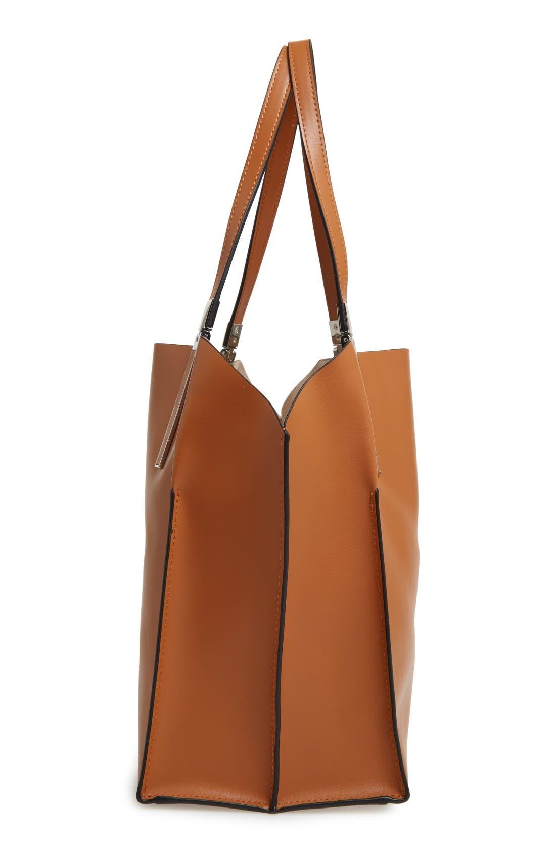 Alternate Image 5  - Lodis 'Blair Collection - Anita' Leather Tote