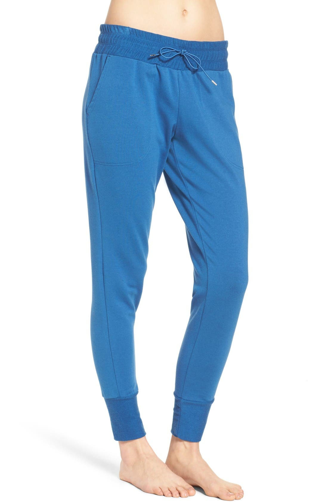 Alternate Image 3  - Free People FP Movement Skinny Sweat Jogger Pants