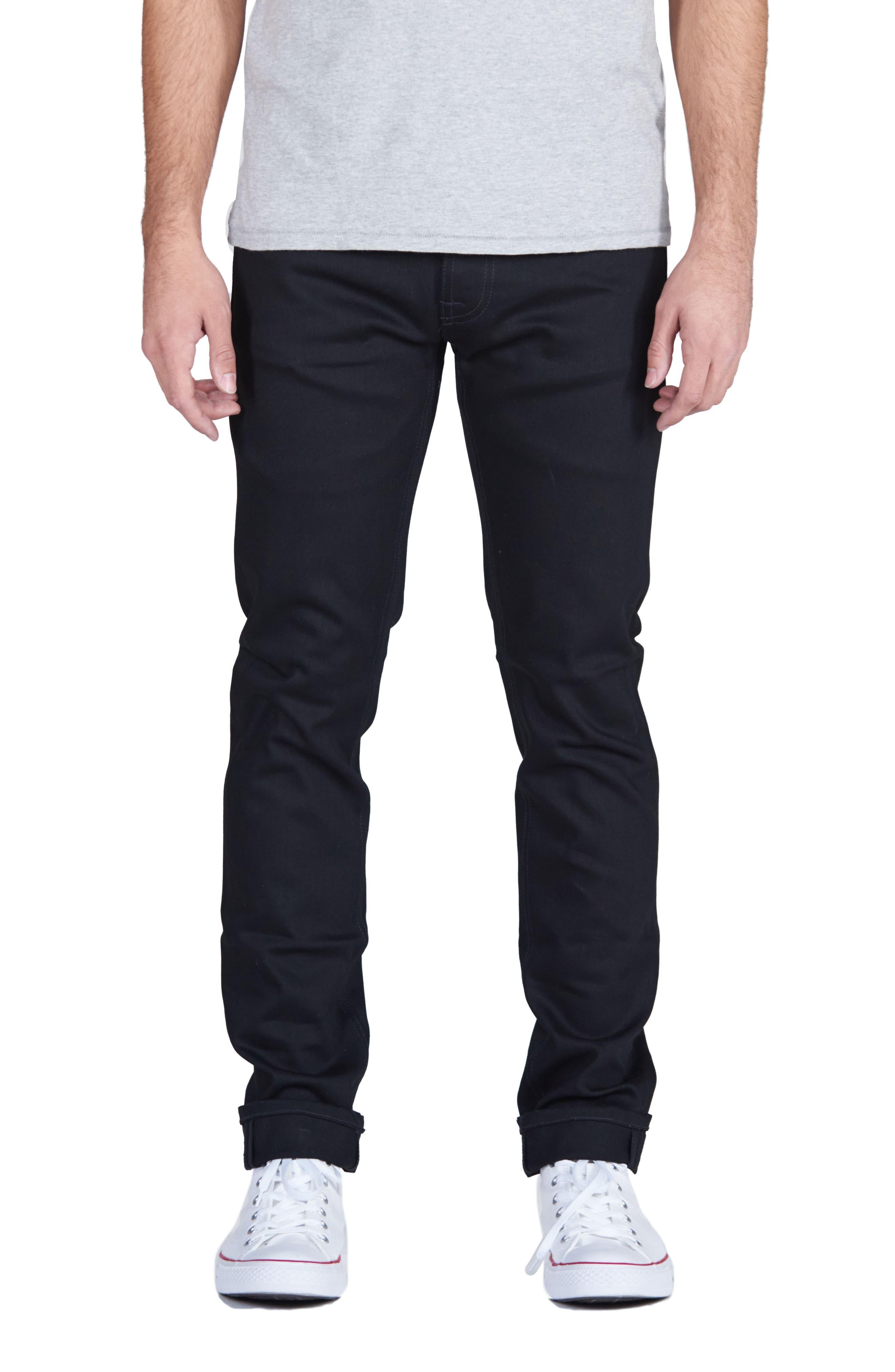 NUDIE JEANS Tilted Tor Skinny Fit Jeans