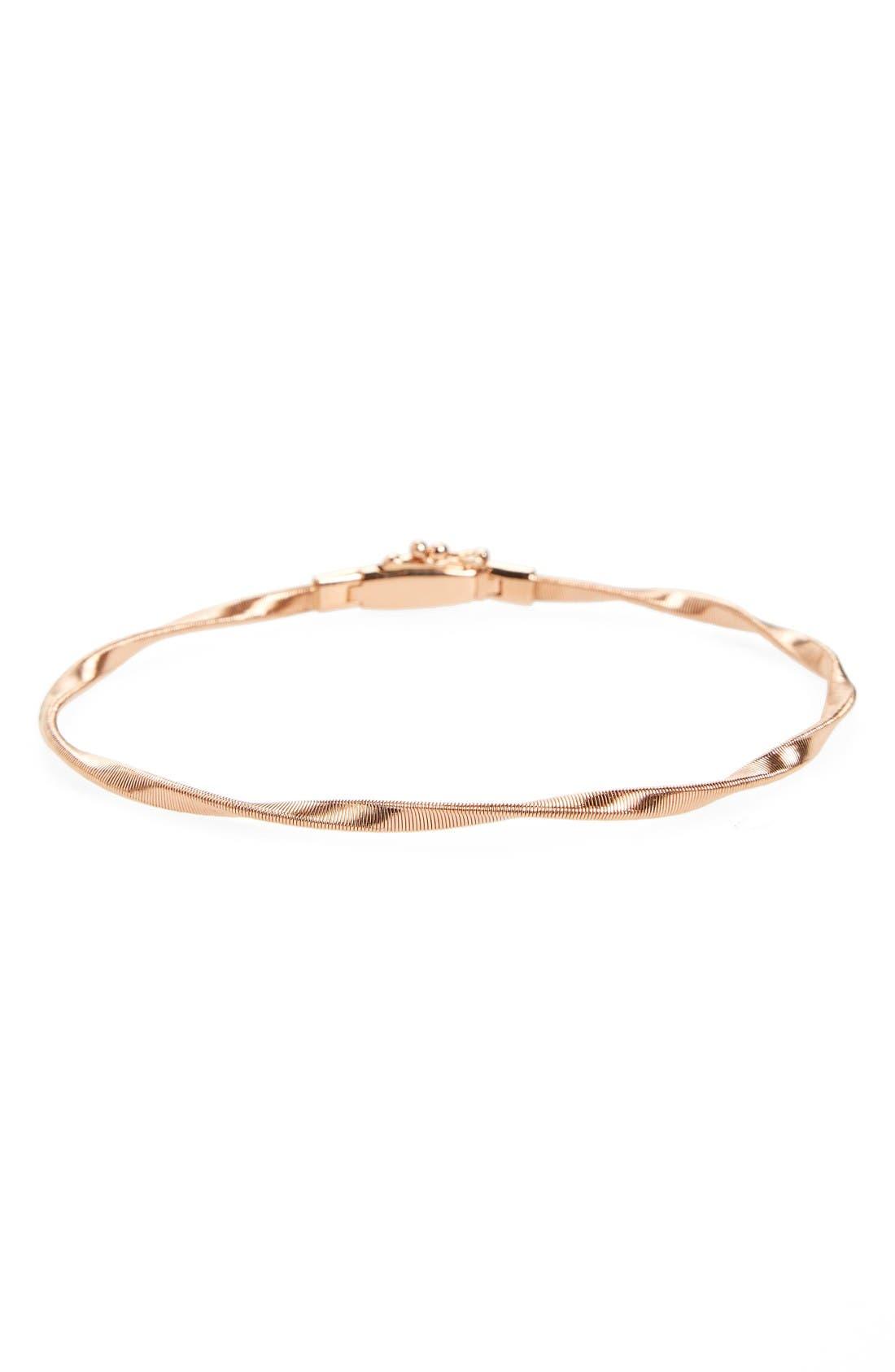 Alternate Image 1 Selected - Marco Bicego 'Marrakech' Single Strand Bracelet