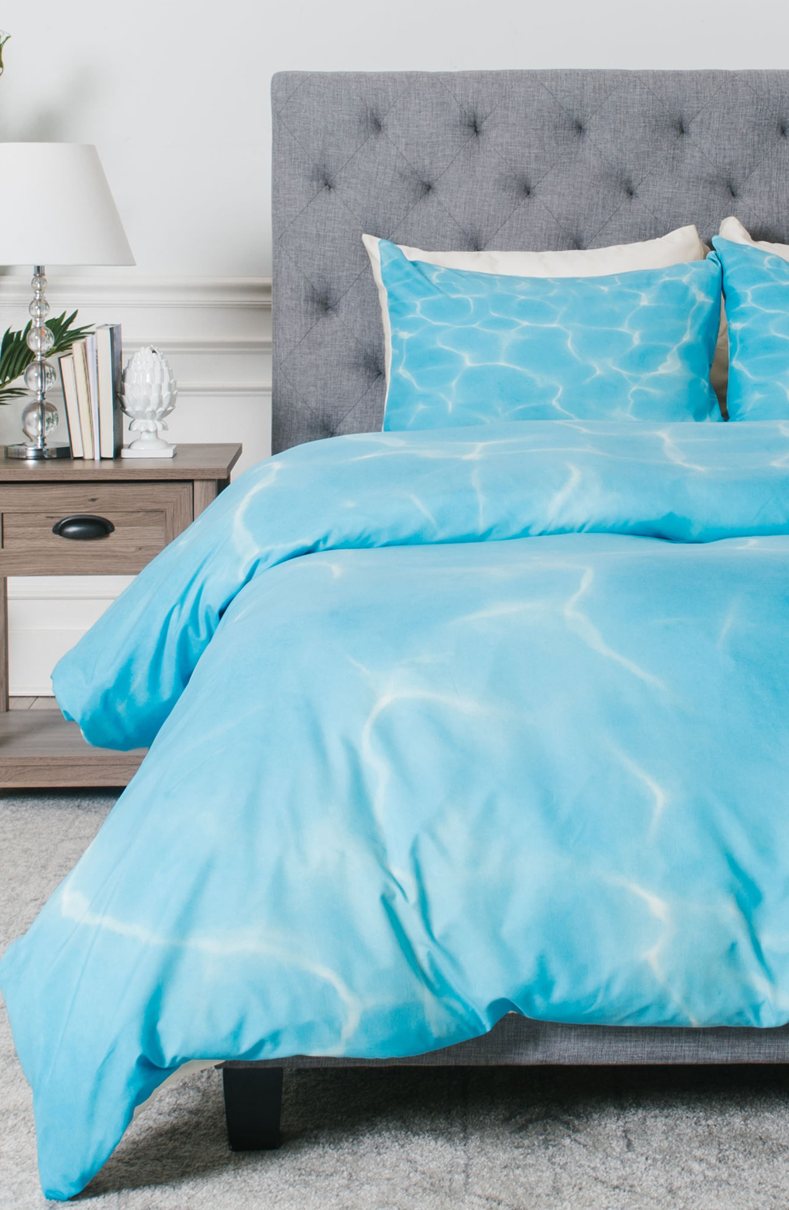 DENY Designs Del Rey Duvet Cover & Sham Set