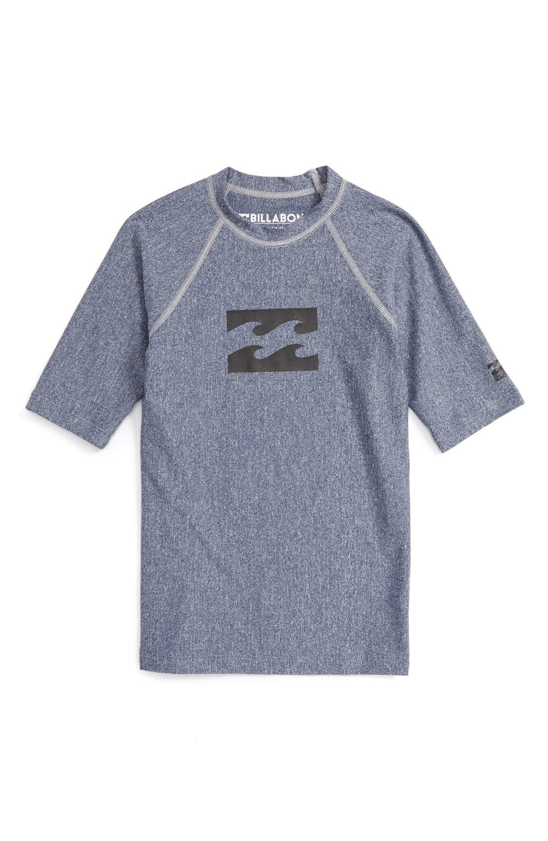 Billabong All Day Unity Rashguard (Toddler Boys, Little Boys & Big Boys)