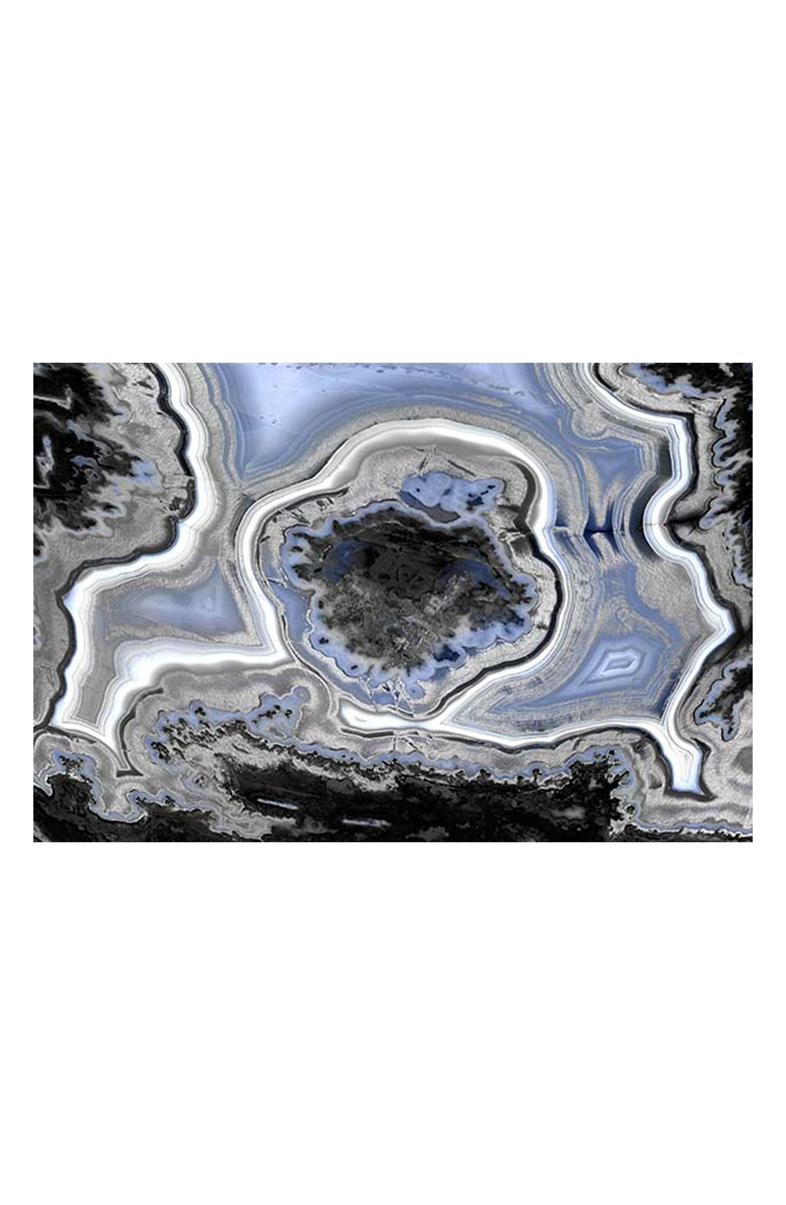 Alternate Image 1 Selected - Crystal Art Gallery New Agate Print Canvas Wall Art