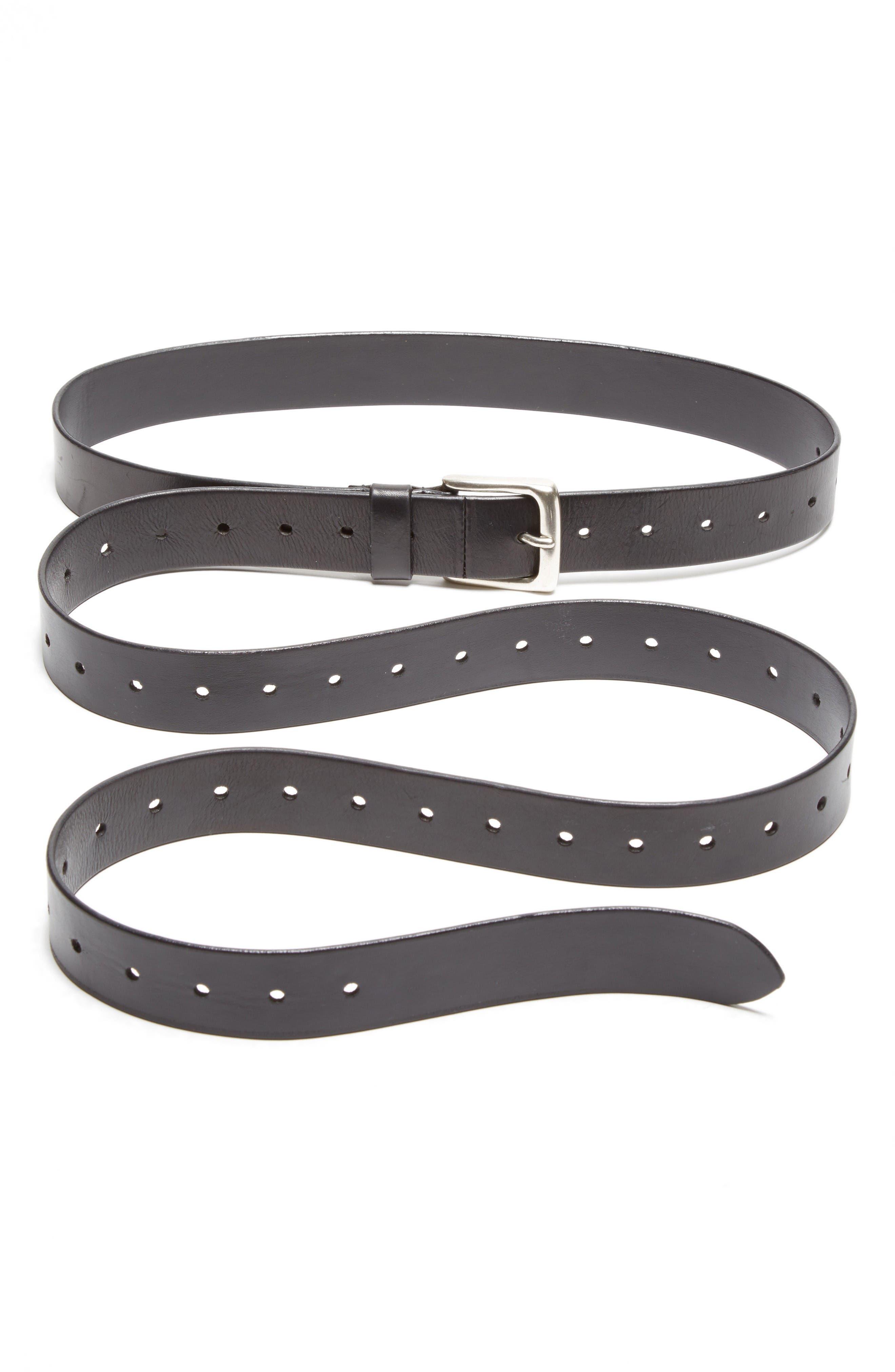 VETEMENTS Extra Long Belt