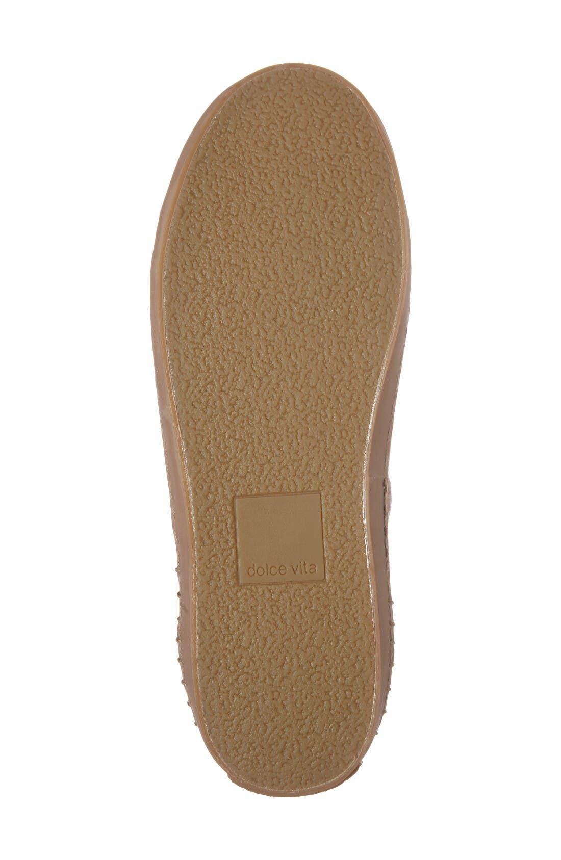 Alternate Image 4  - Dolce Vita 'Zalen' Sneaker (Women)