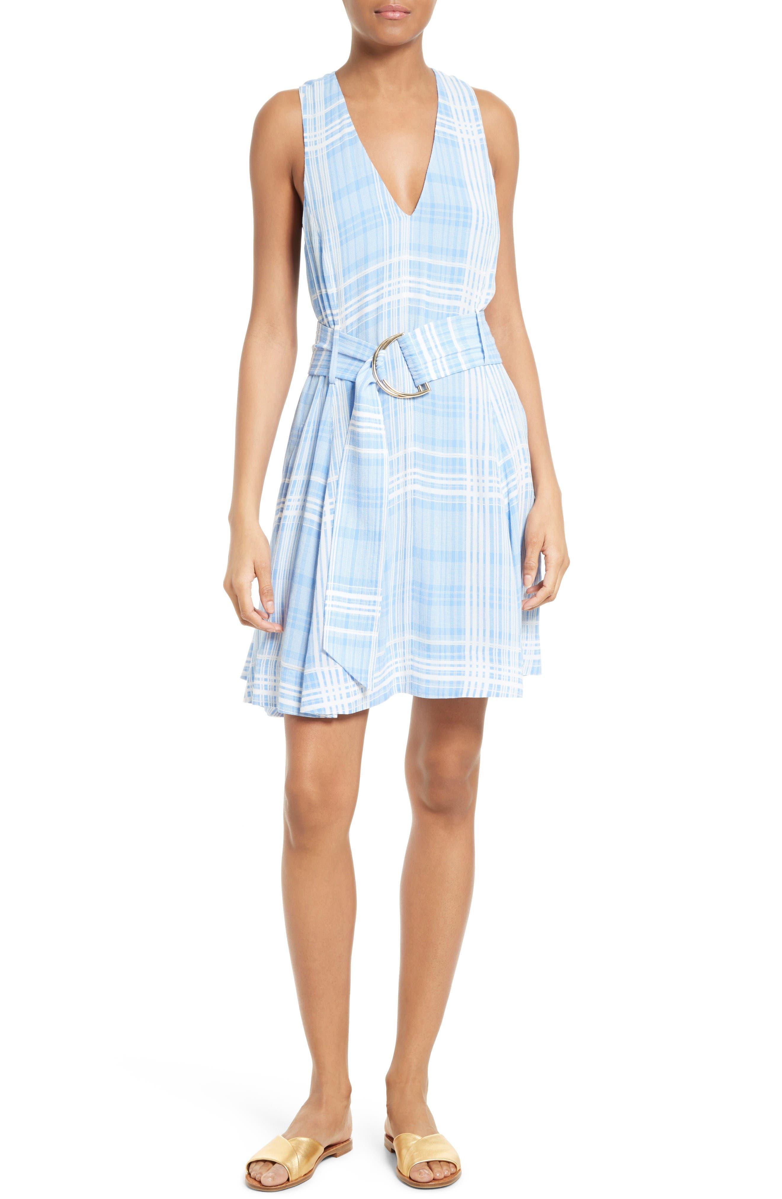Diane von Furstenberg Fit & Flare Dress