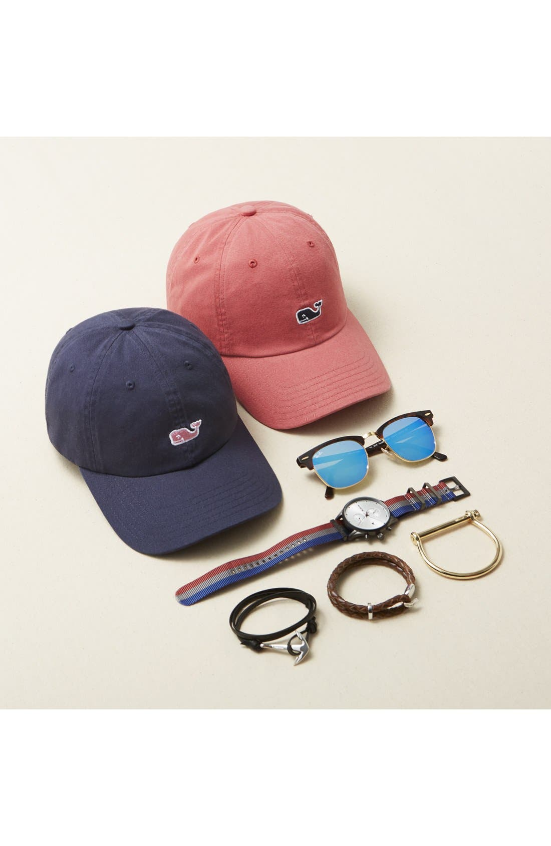 Alternate Image 7  - Vineyard Vines Whale Logo Cap