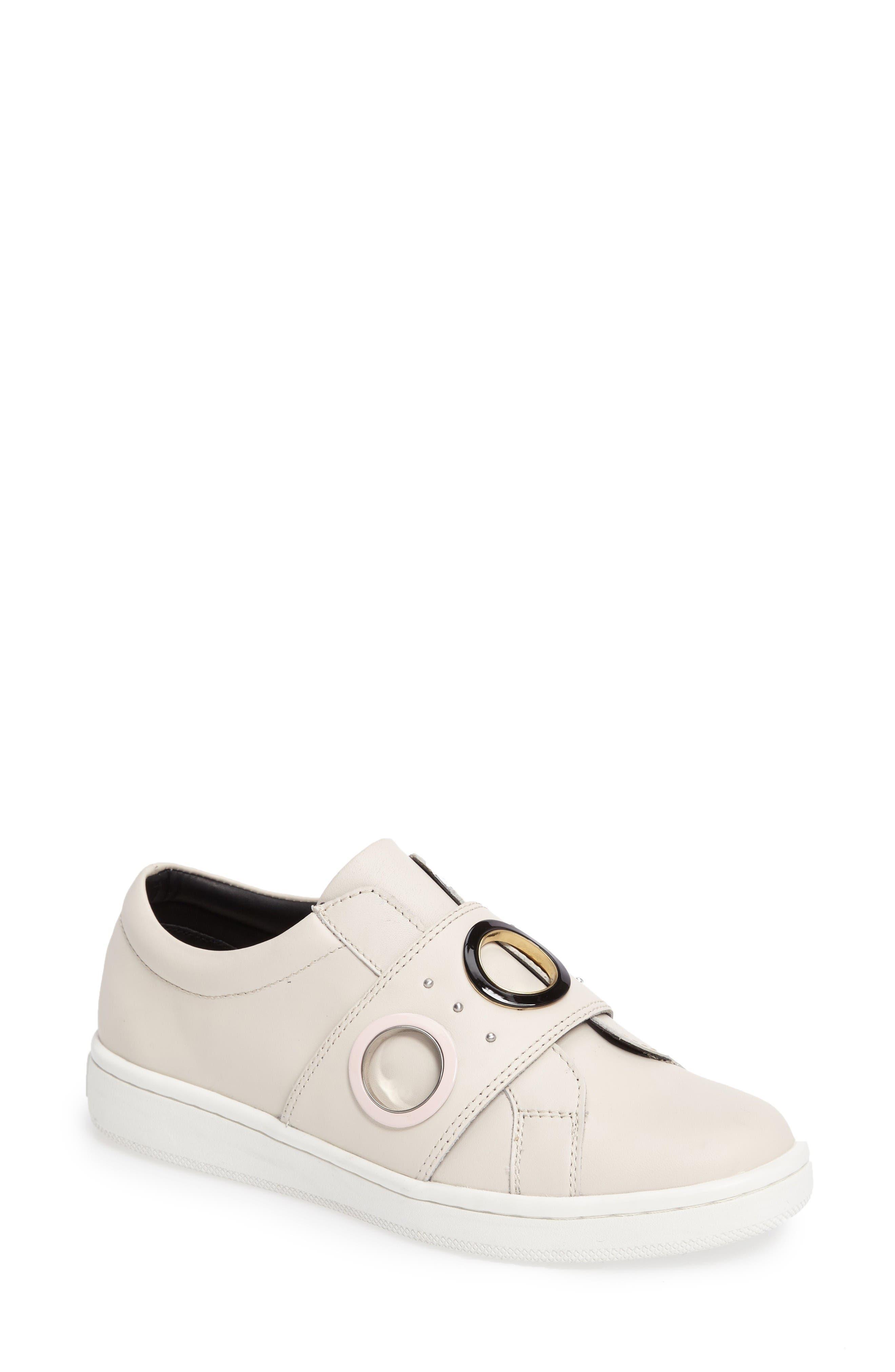 Alternate Image 1 Selected - Calvin Klein Danette Slip-On Sneaker (Women)