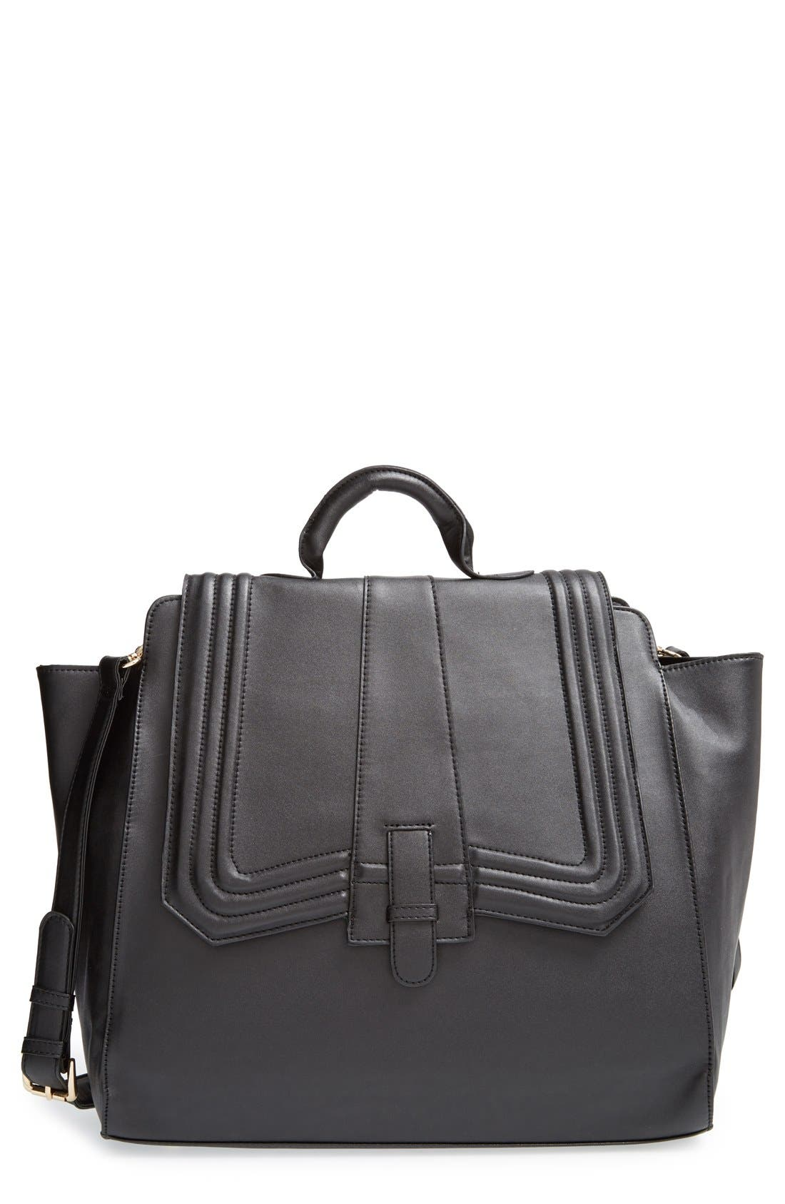 Alternate Image 1 Selected - Sole Society 'Ronan' Oversize Tote