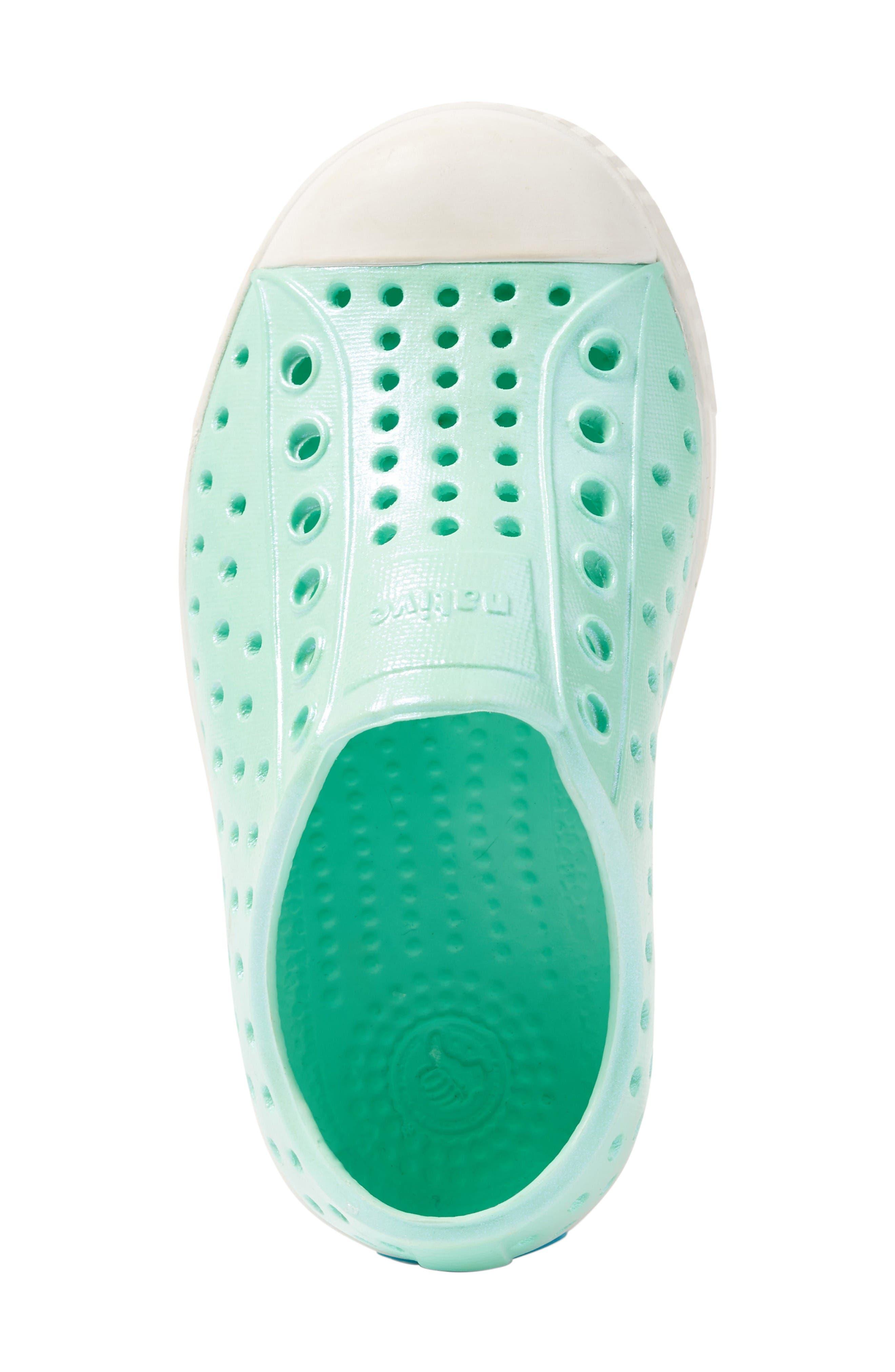 Alternate Image 3  - Native Shoes 'Jefferson' Iridescent Slip-On Sneaker (Baby, Walker, Toddler & Little Kid)