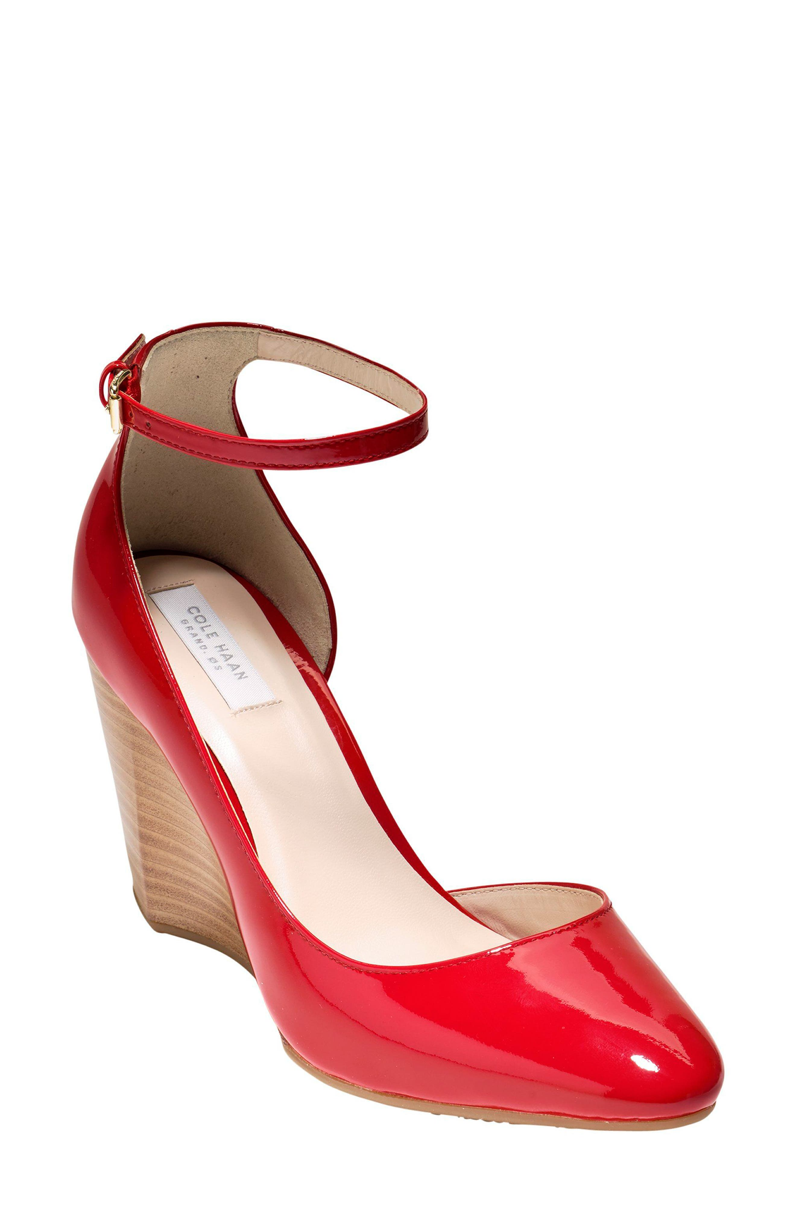 Alternate Image 1 Selected - Cole Haan Lacey Wedge (Women)
