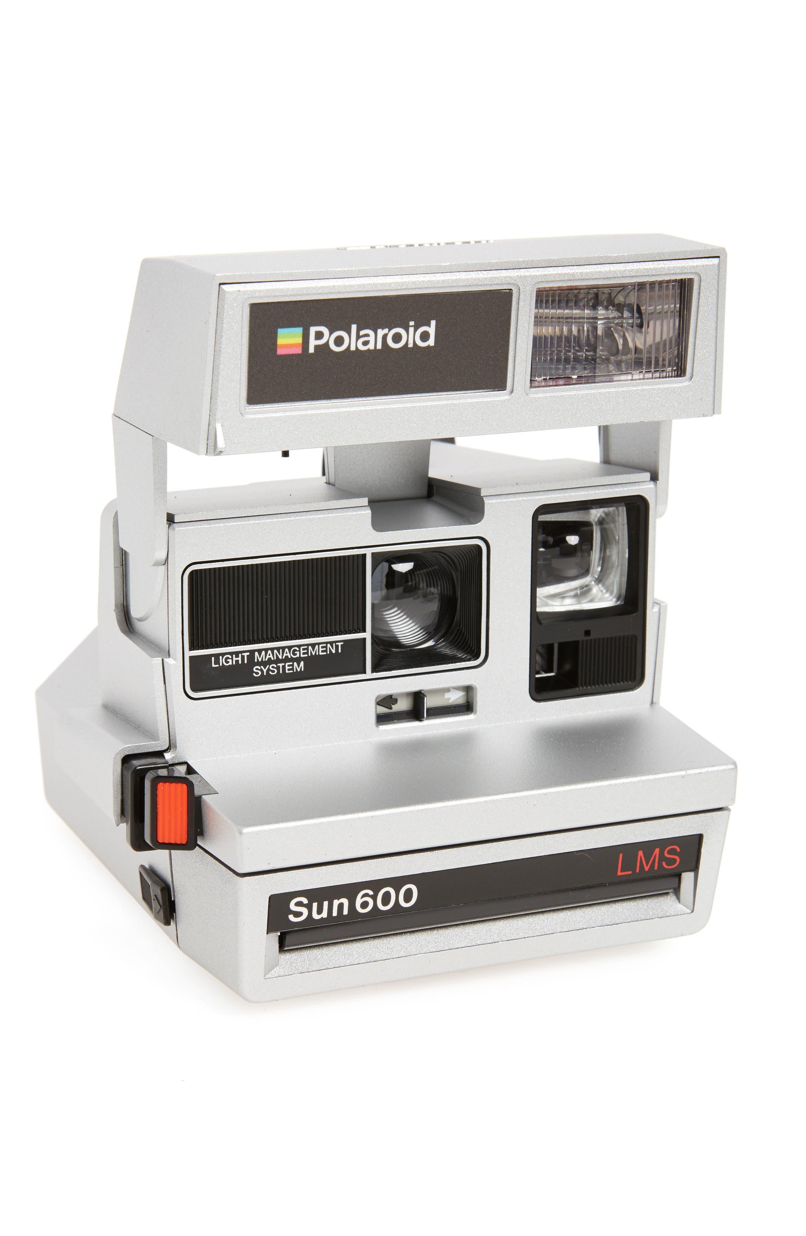 IMPOSSIBLE PROJECT Polaroid 600 Silvertone Metallic Instant