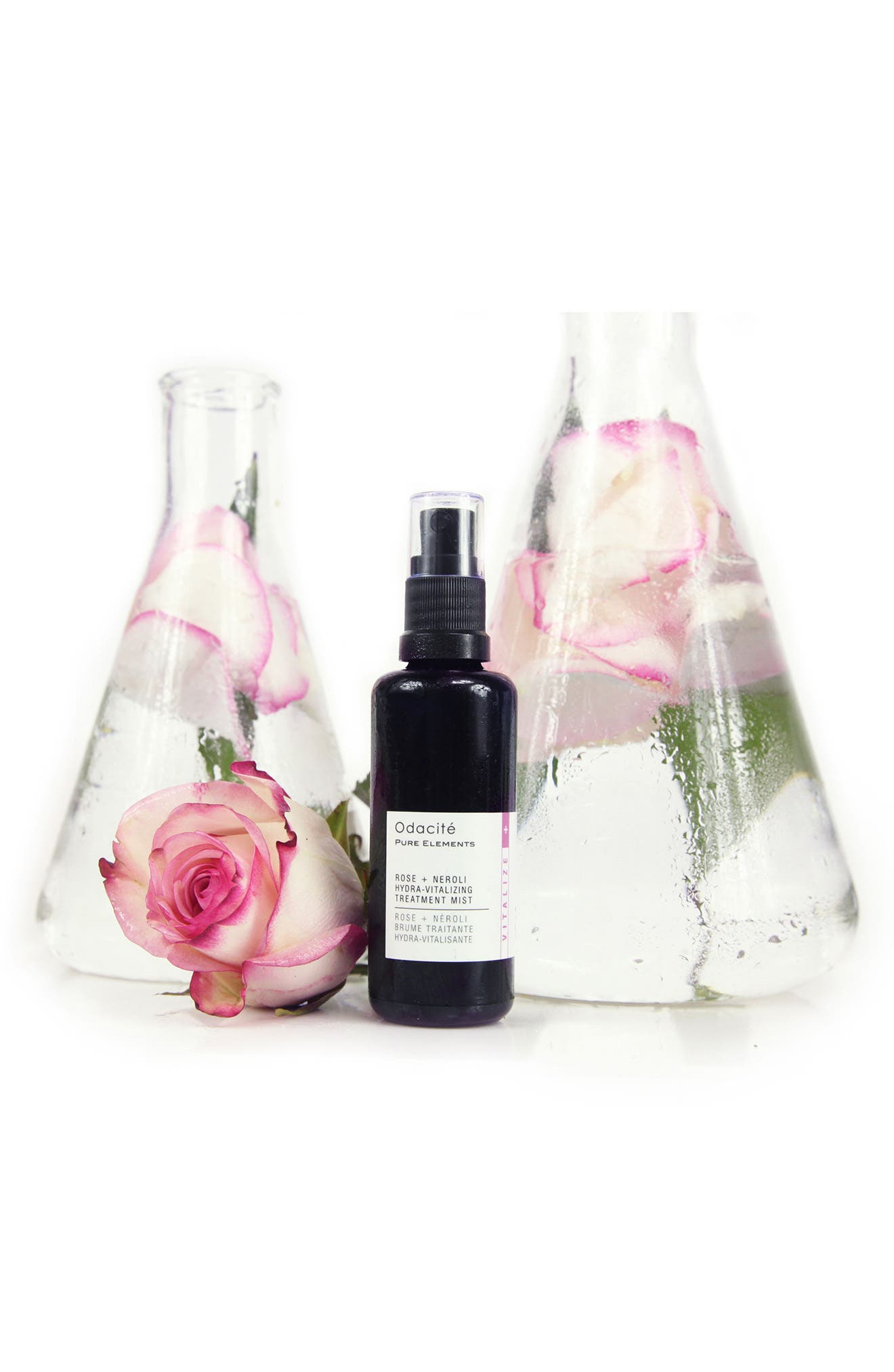 Alternate Image 4  - Odacité Rose + Neroli Hydra-Vitalizing Treatment Mist