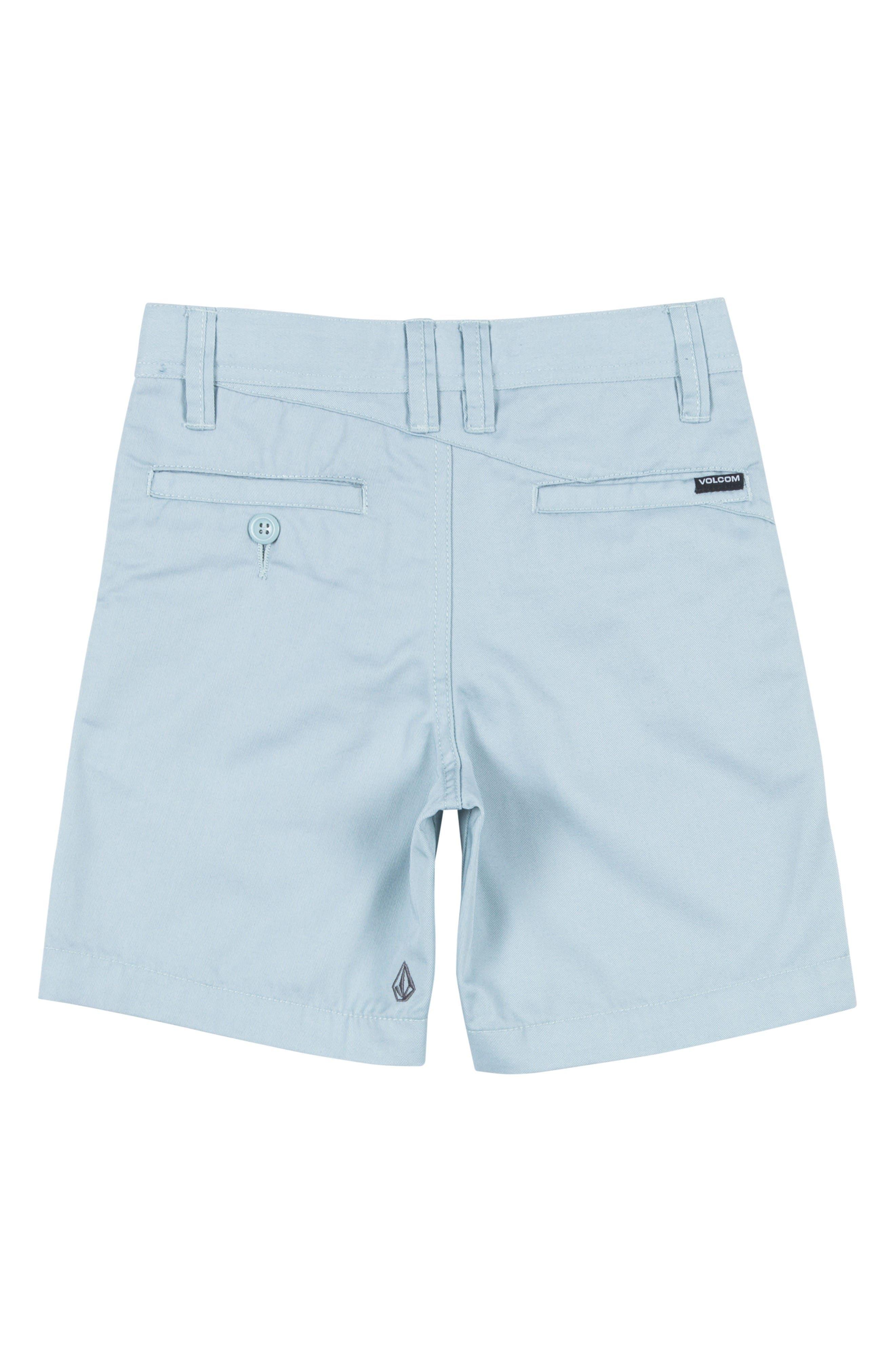 Alternate Image 2  - Volcom 'Modern' Chino Shorts (Toddler Boys & Little Boys)