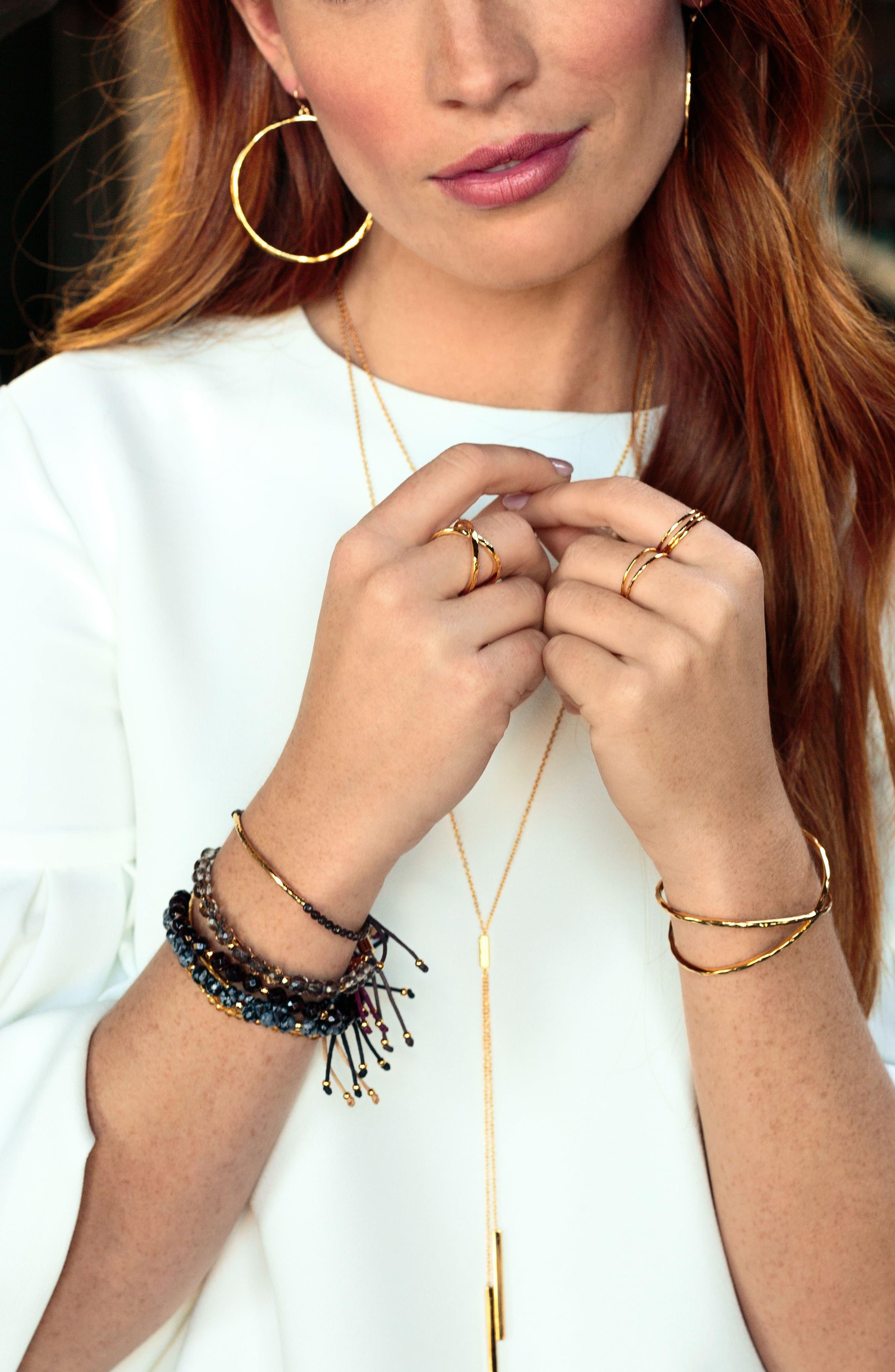 gorjana Earrings, Rings, Bracelets & Necklaces