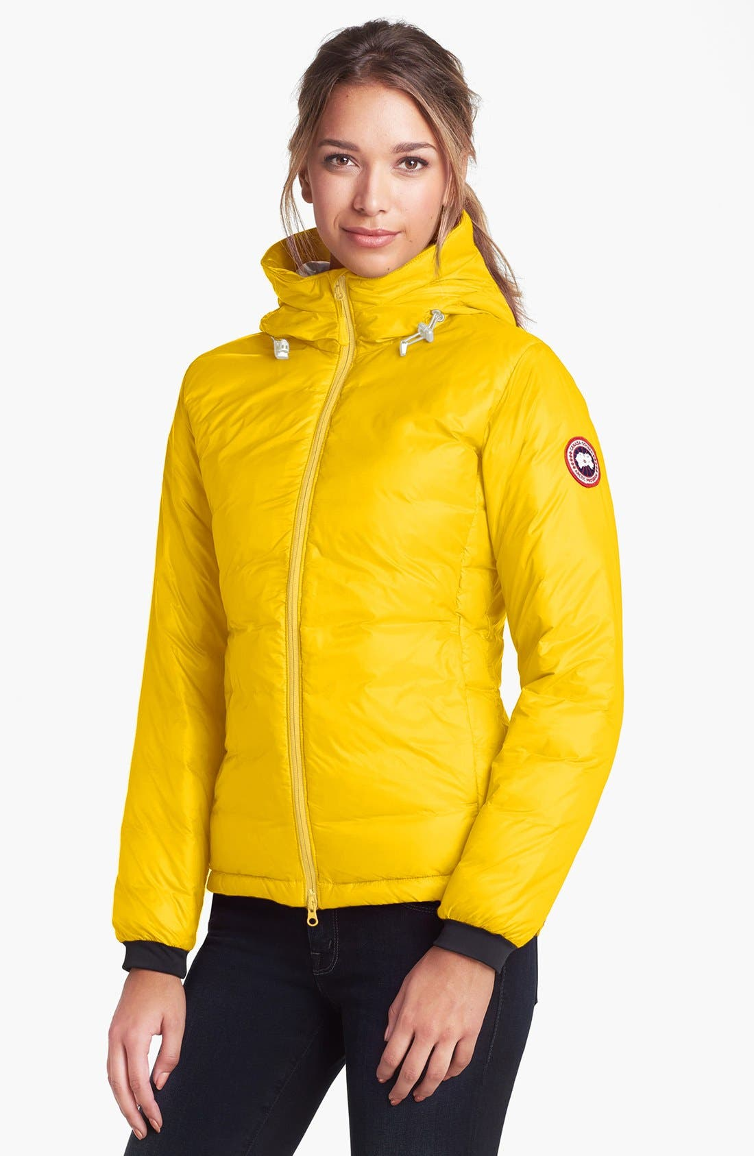 Alternate Image 1 Selected - Canada Goose Camp Down Jacket