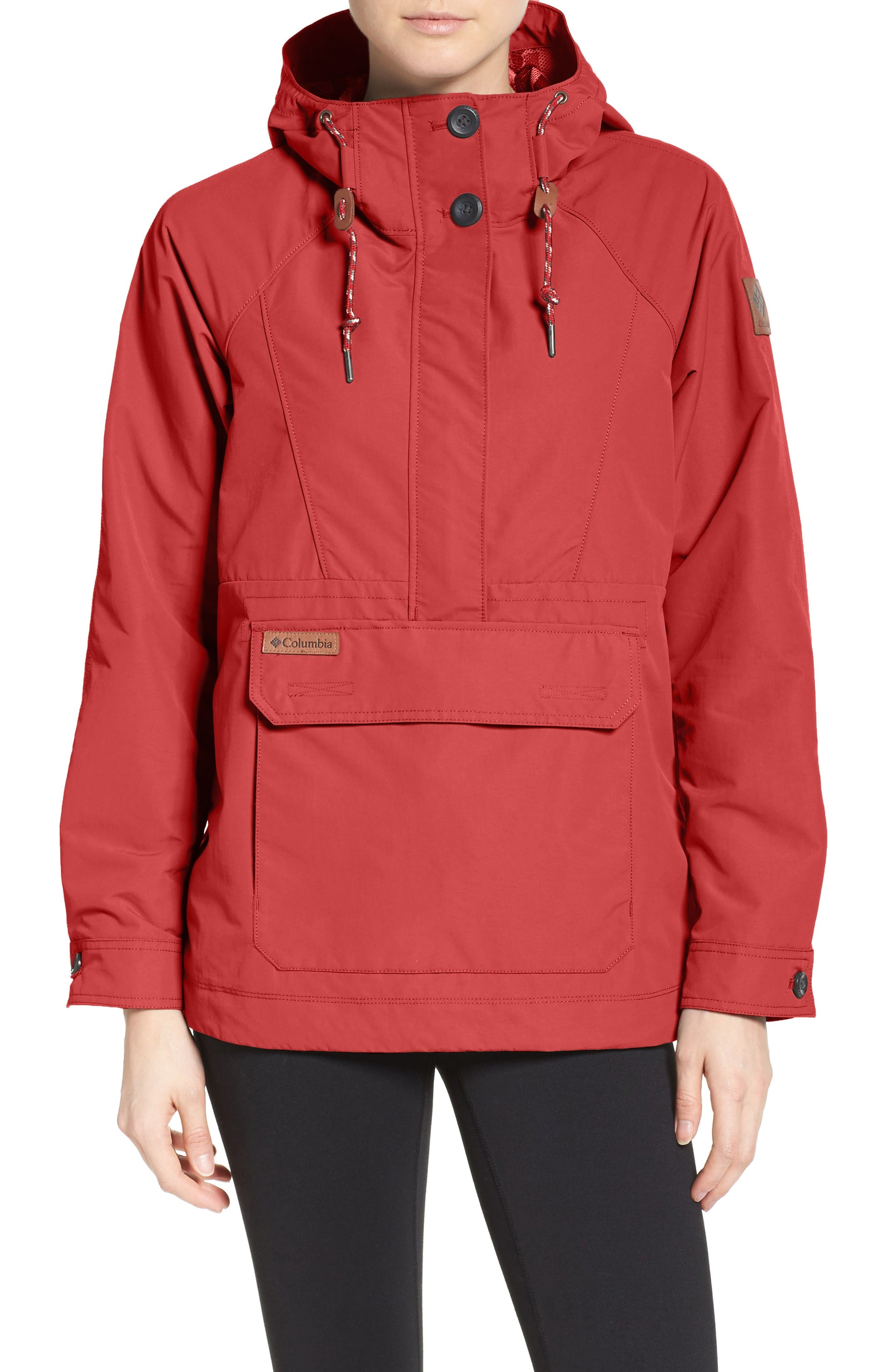 Columbia South Canyon Creek Water Resistant Anorak