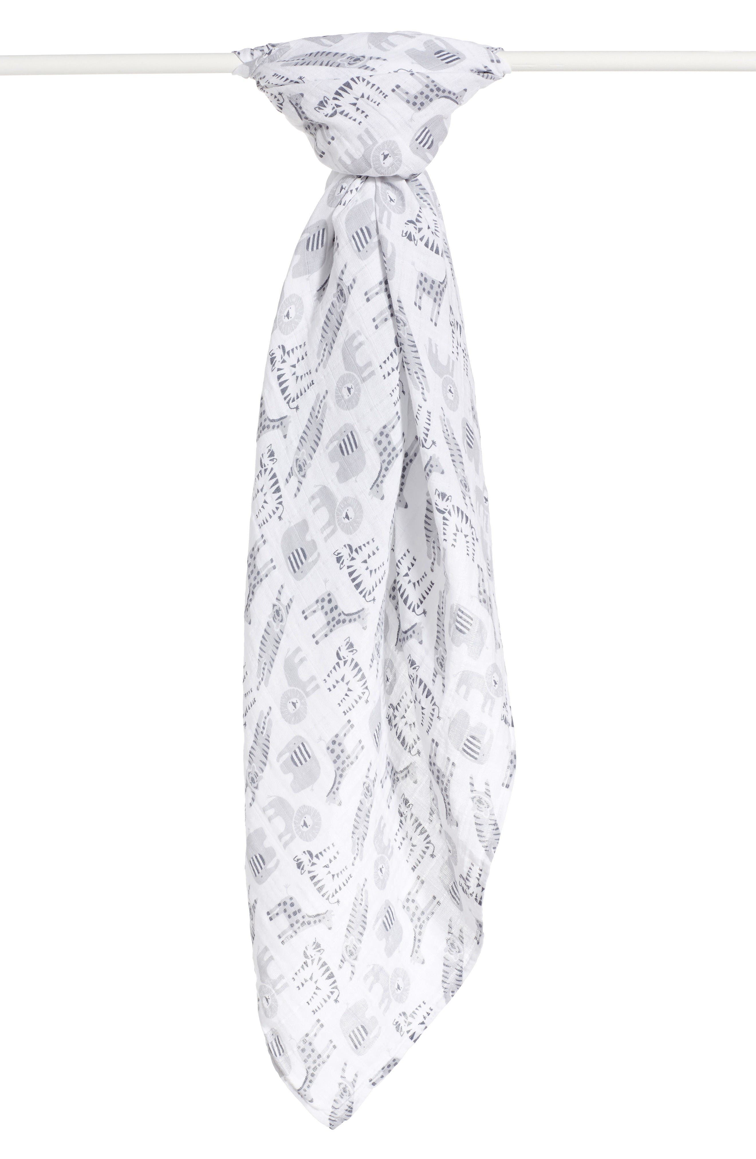 Nordstrom Baby Cotton Swaddle Blanket