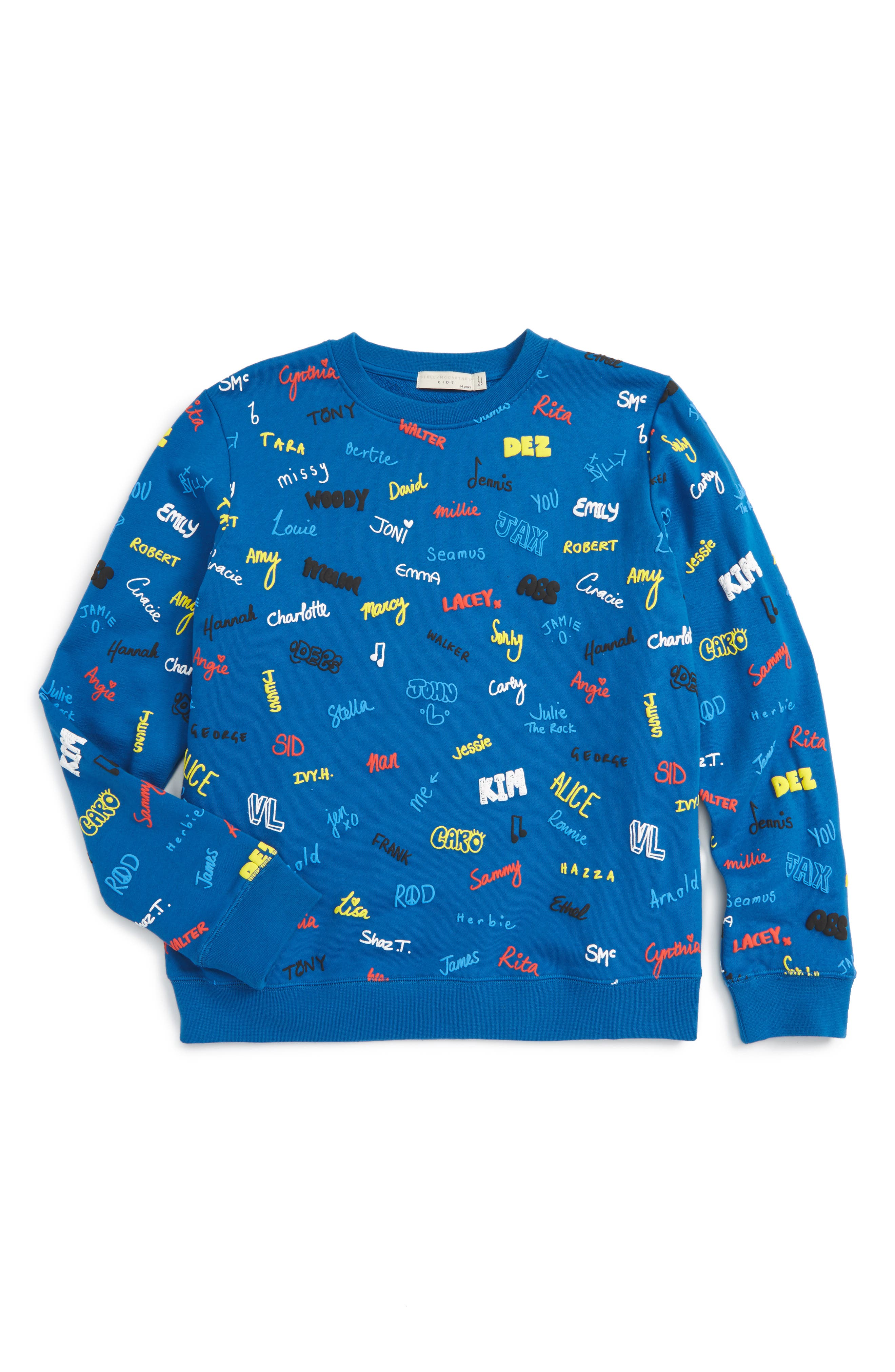 STELLA MCCARTNEY KIDS Stella McCartney Biz Name Print