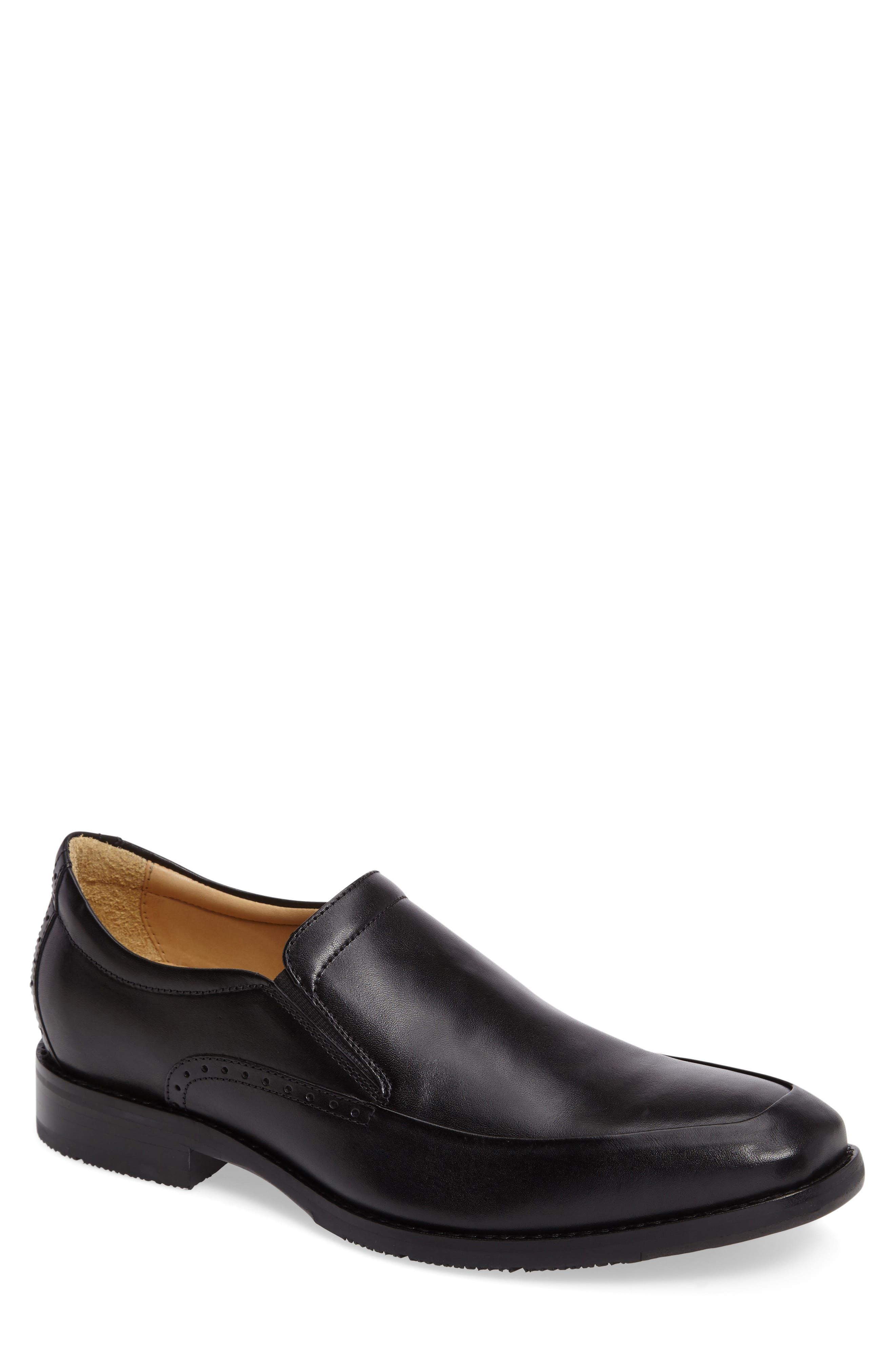 Johnston & Murphy Garner Venetian Loafer (Men)