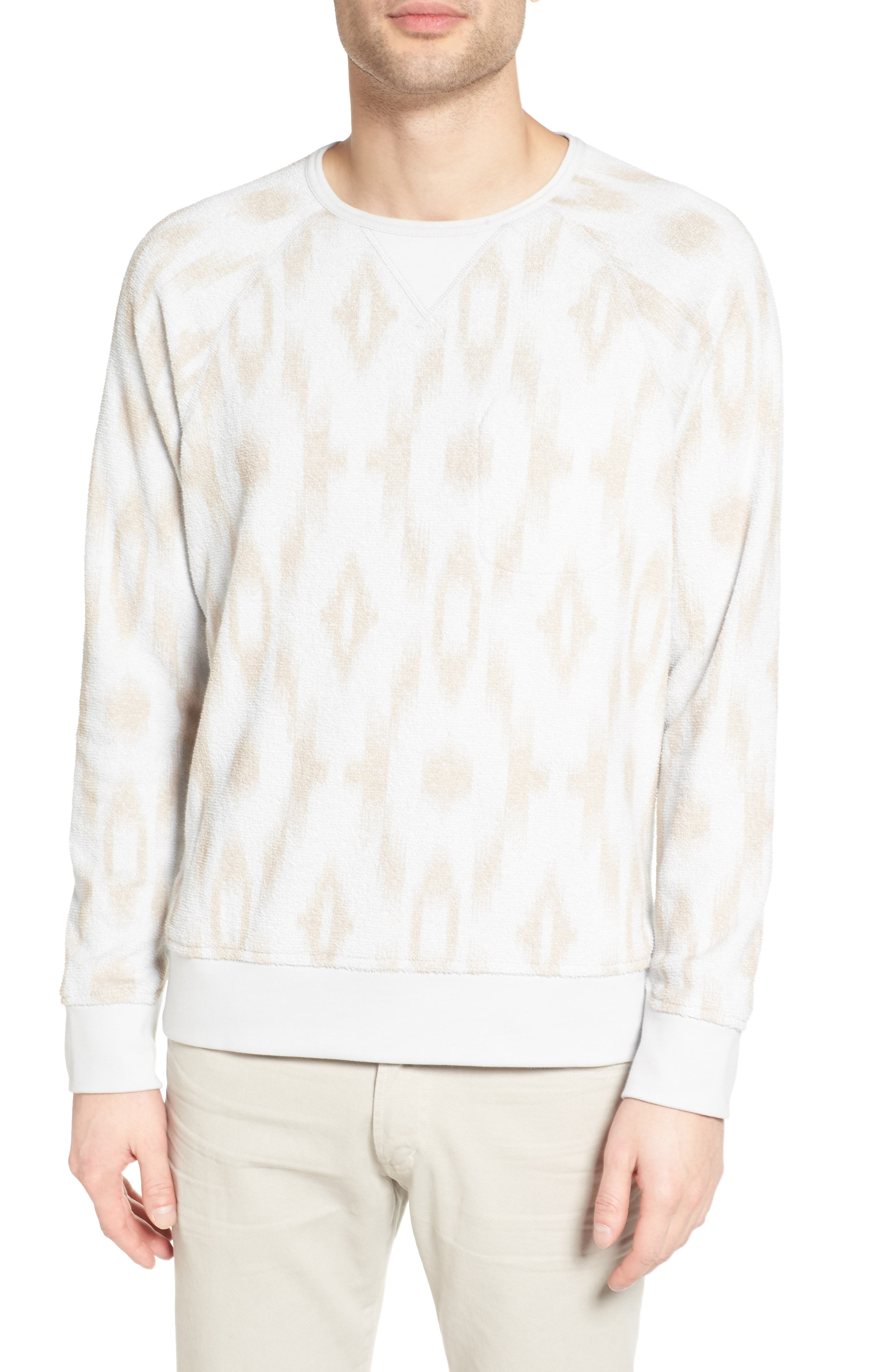 Outerknown Lowtide Classic Fit Terry Sweatshirt