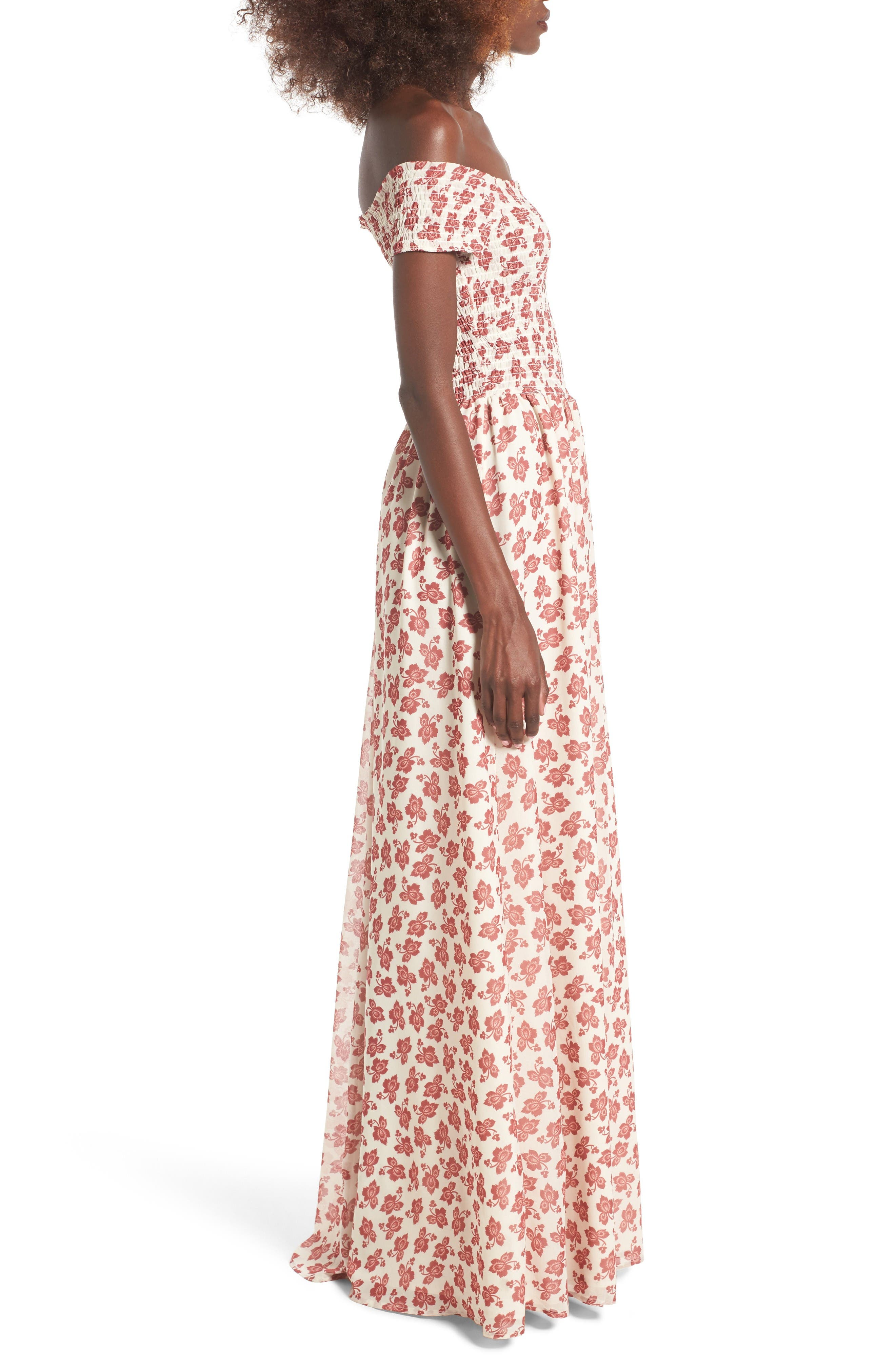 Alternate Image 4  - Tularosa Henderson Maxi Dress