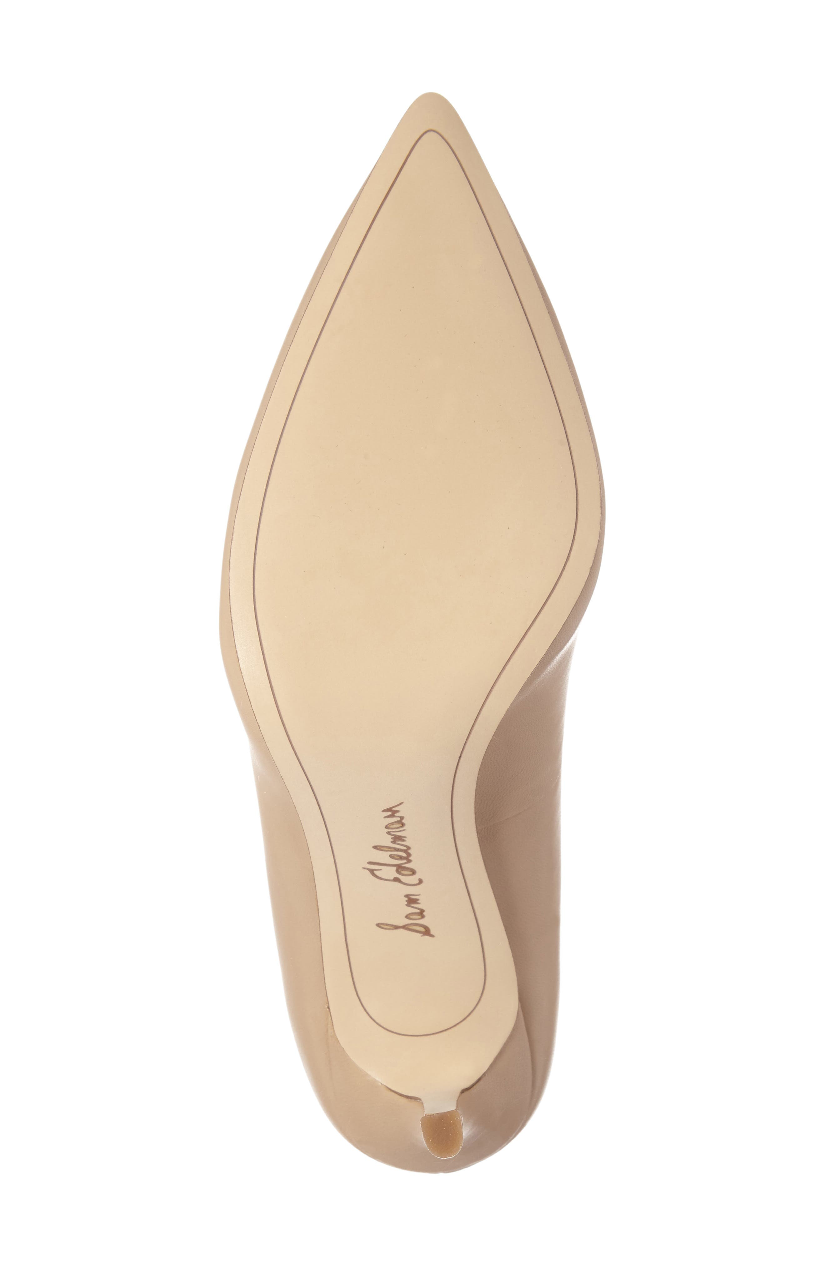 Alternate Image 4  - Sam Edelman Hazel Pointy Toe Pump (Women)