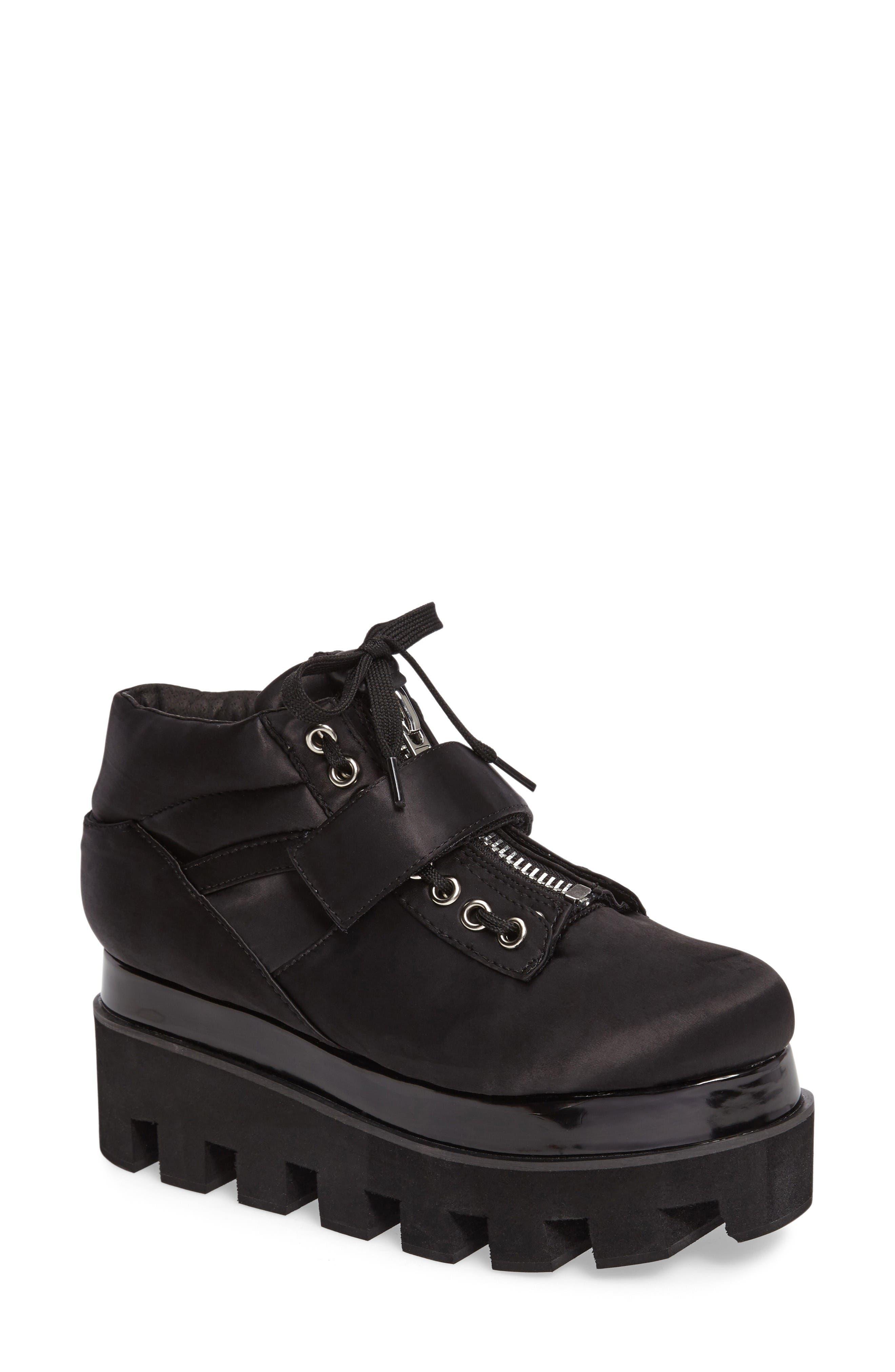 Alternate Image 1 Selected - Jeffrey Campbell Extrema Platform Sneaker (Women)