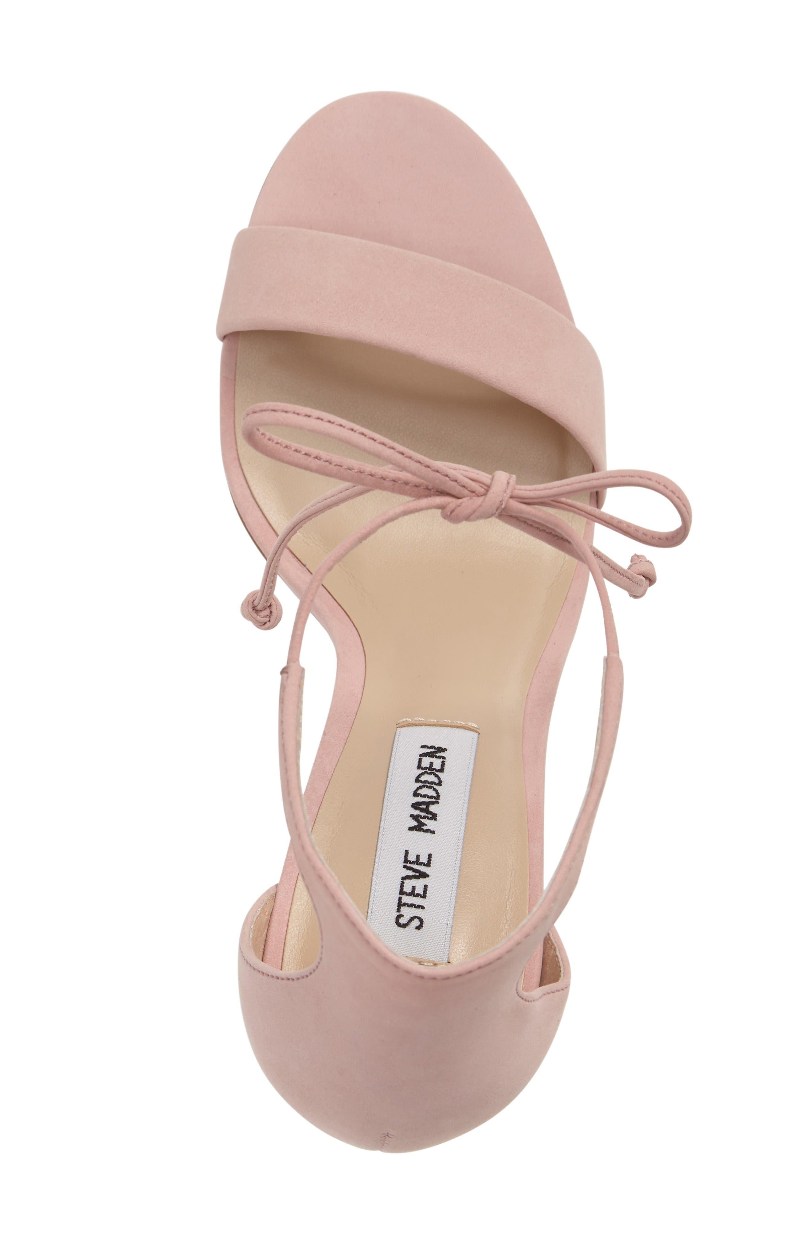 Alternate Image 3  - Steve Madden Shays Lace-Up Sandal (Women)