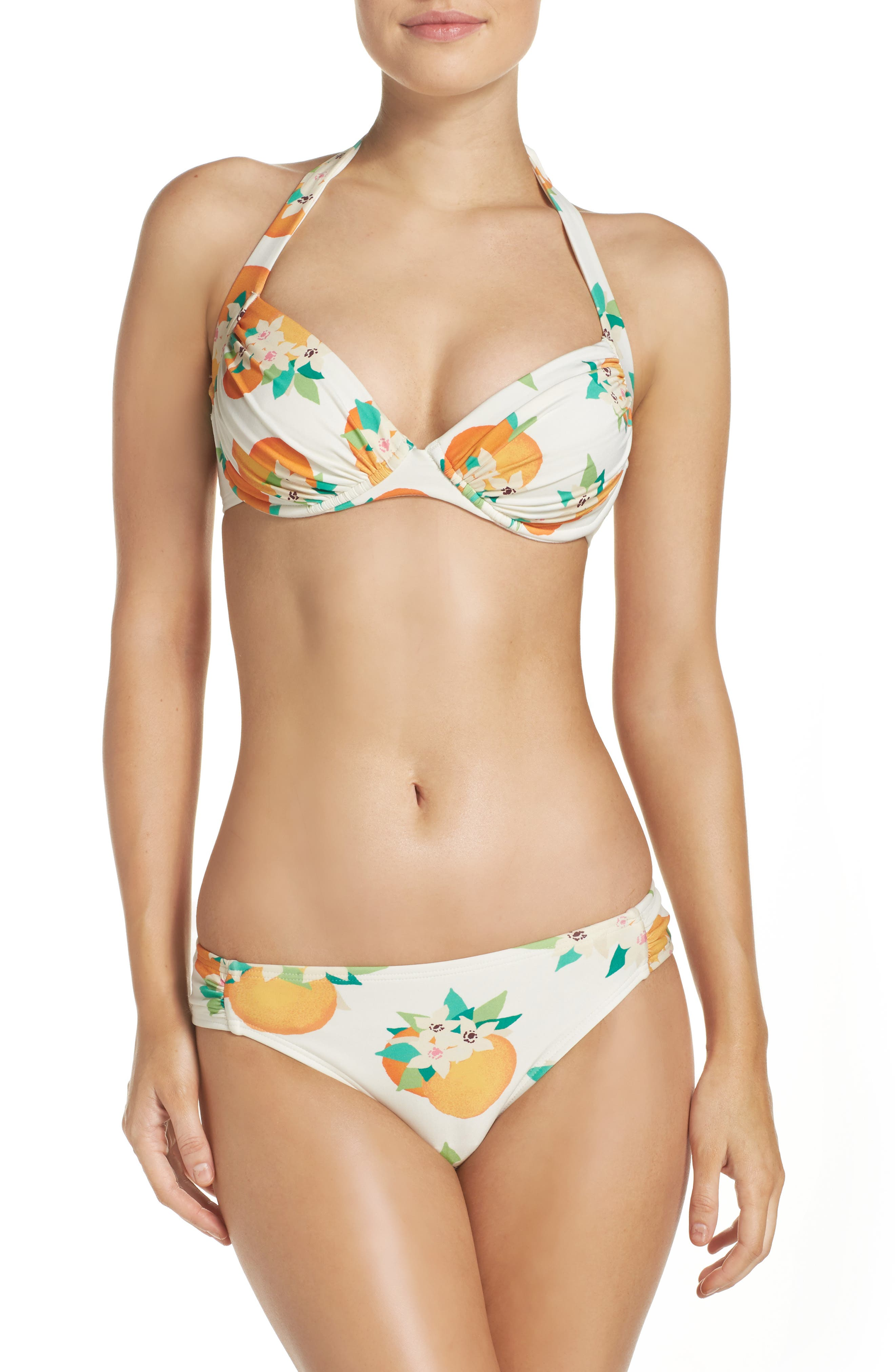 Alternate Image 6  - kate spade new york capistrano beach underwire bikini top