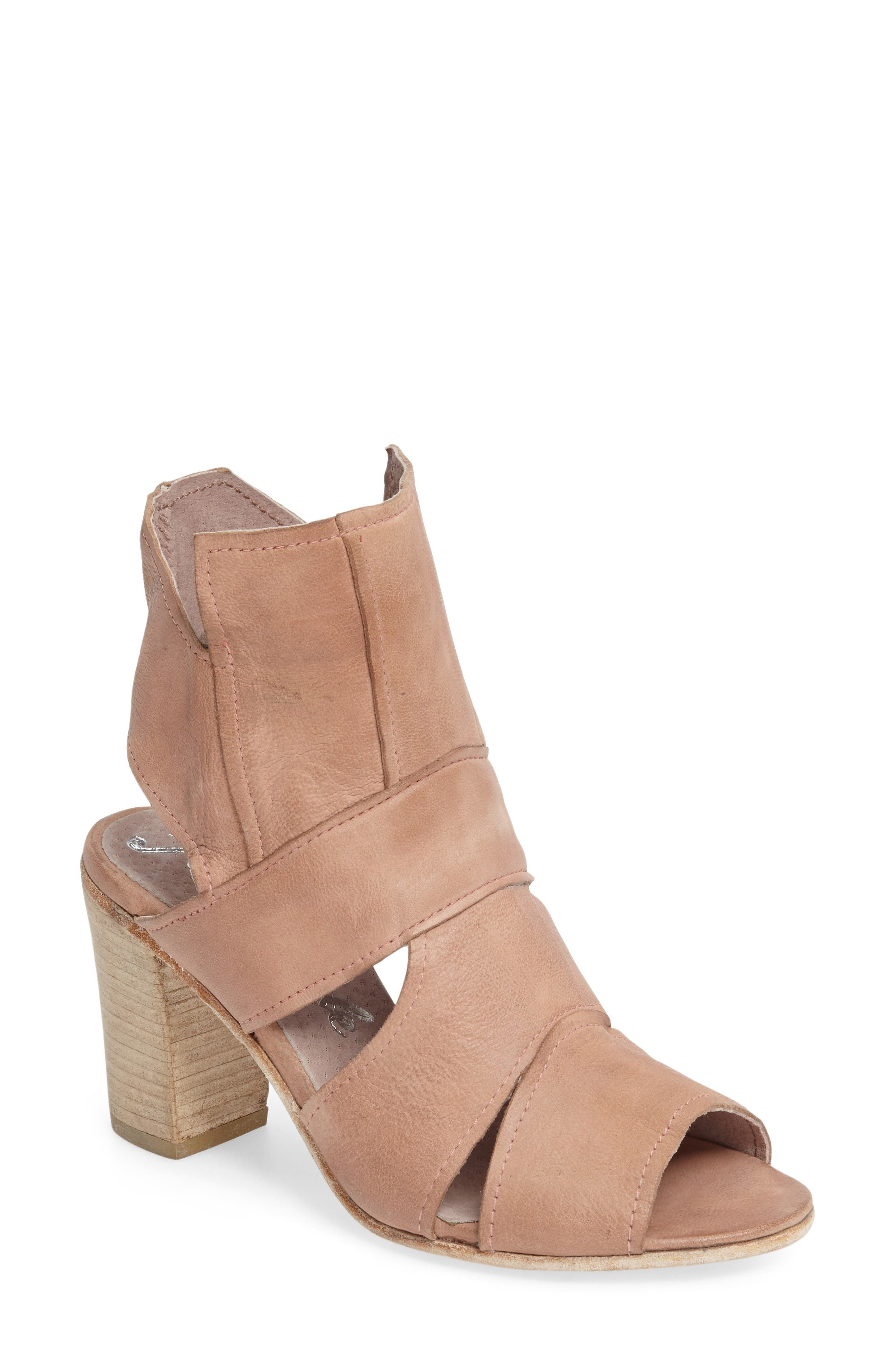 Free People Effie Block Heel Sandal (Women)