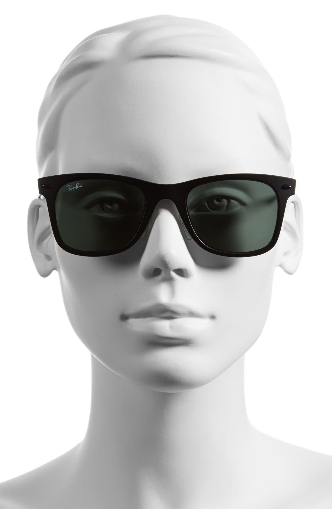 Alternate Image 2  - Ray-Ban 'TECH Light-Ray' 50mm Wayfarer Sunglasses